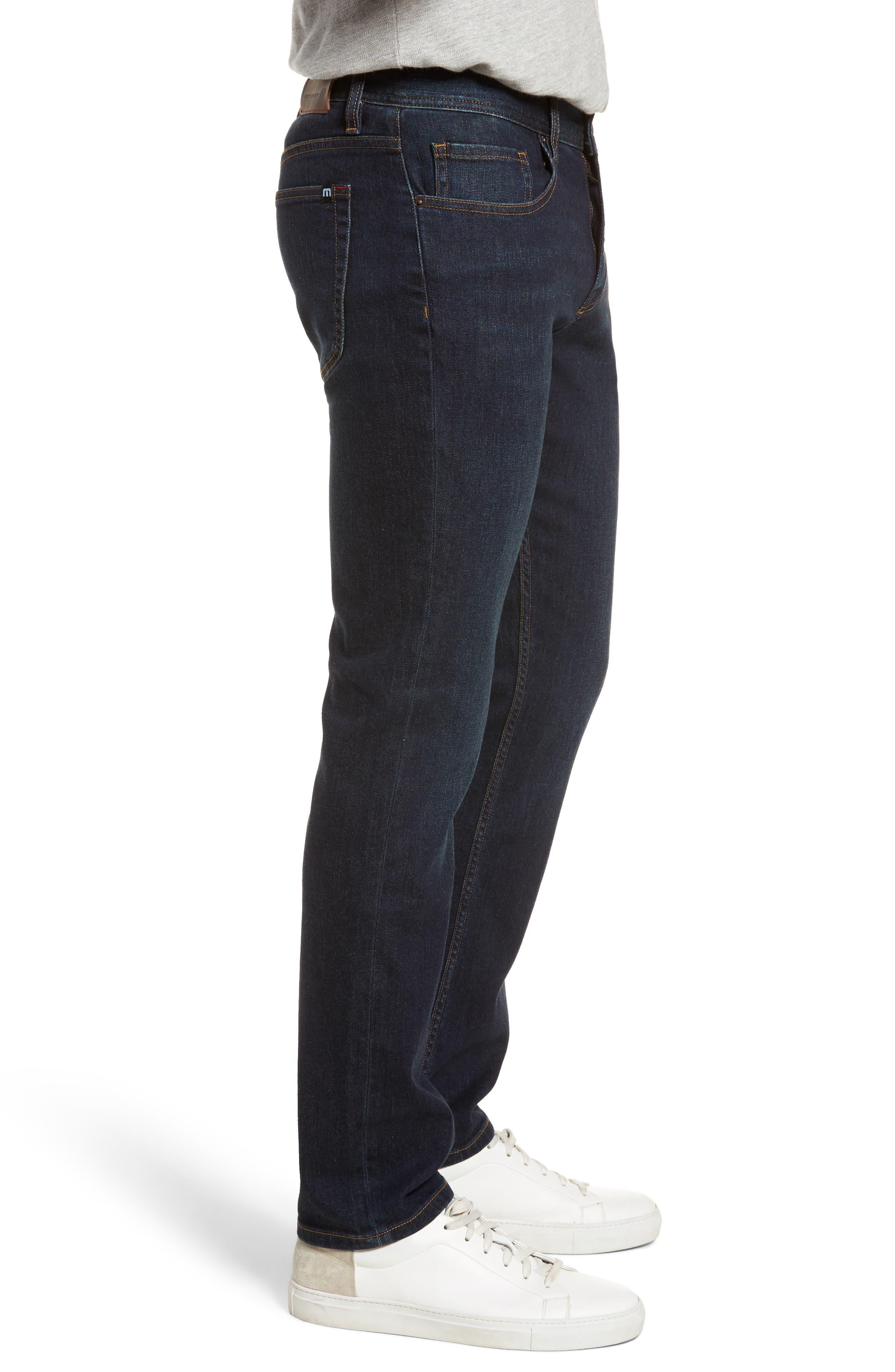 The Standard Regular Fit Straight Leg Jeans,                             Alternate thumbnail 6, color,