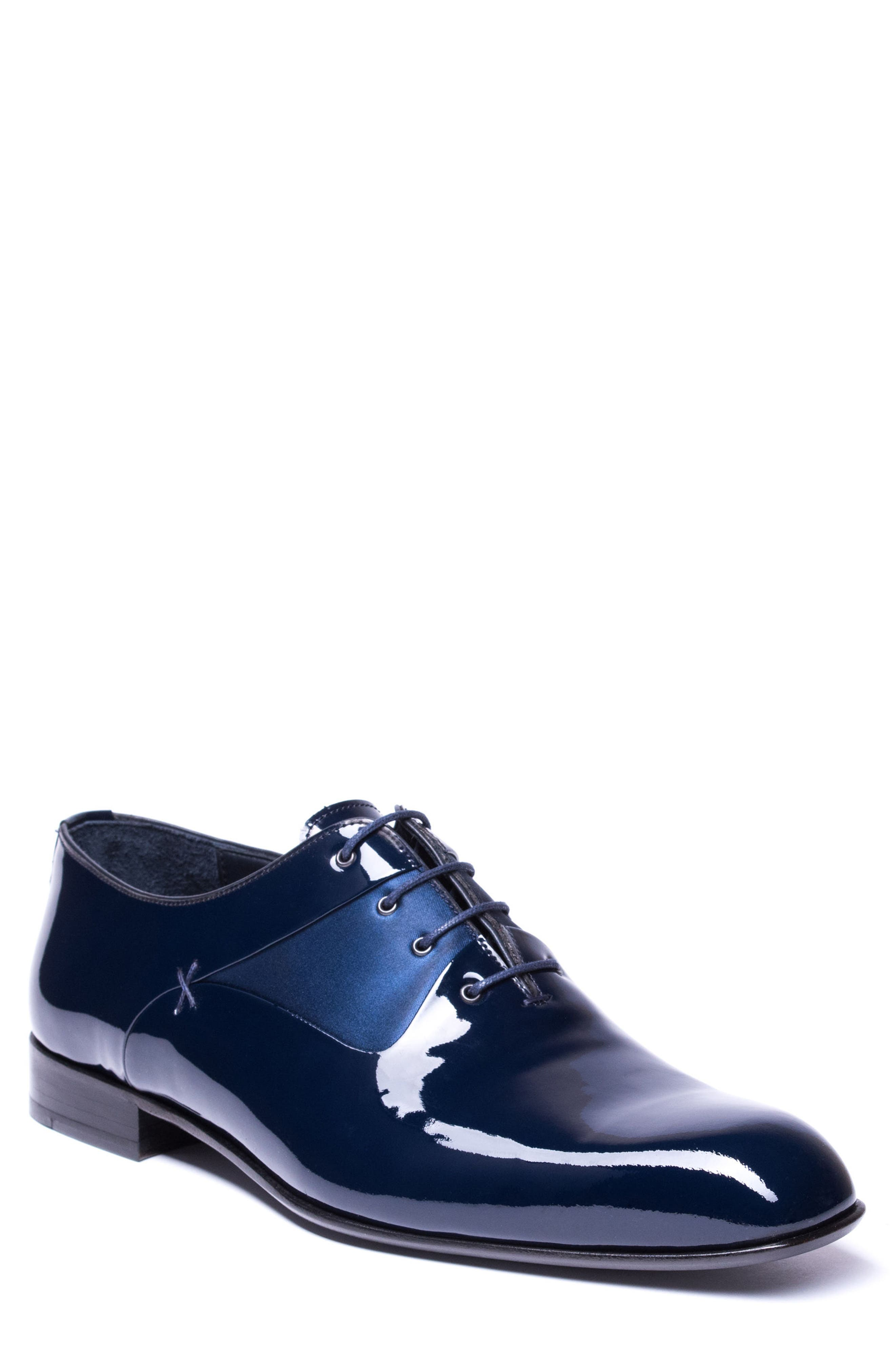 Matteo Plain Toe Oxford,                         Main,                         color,