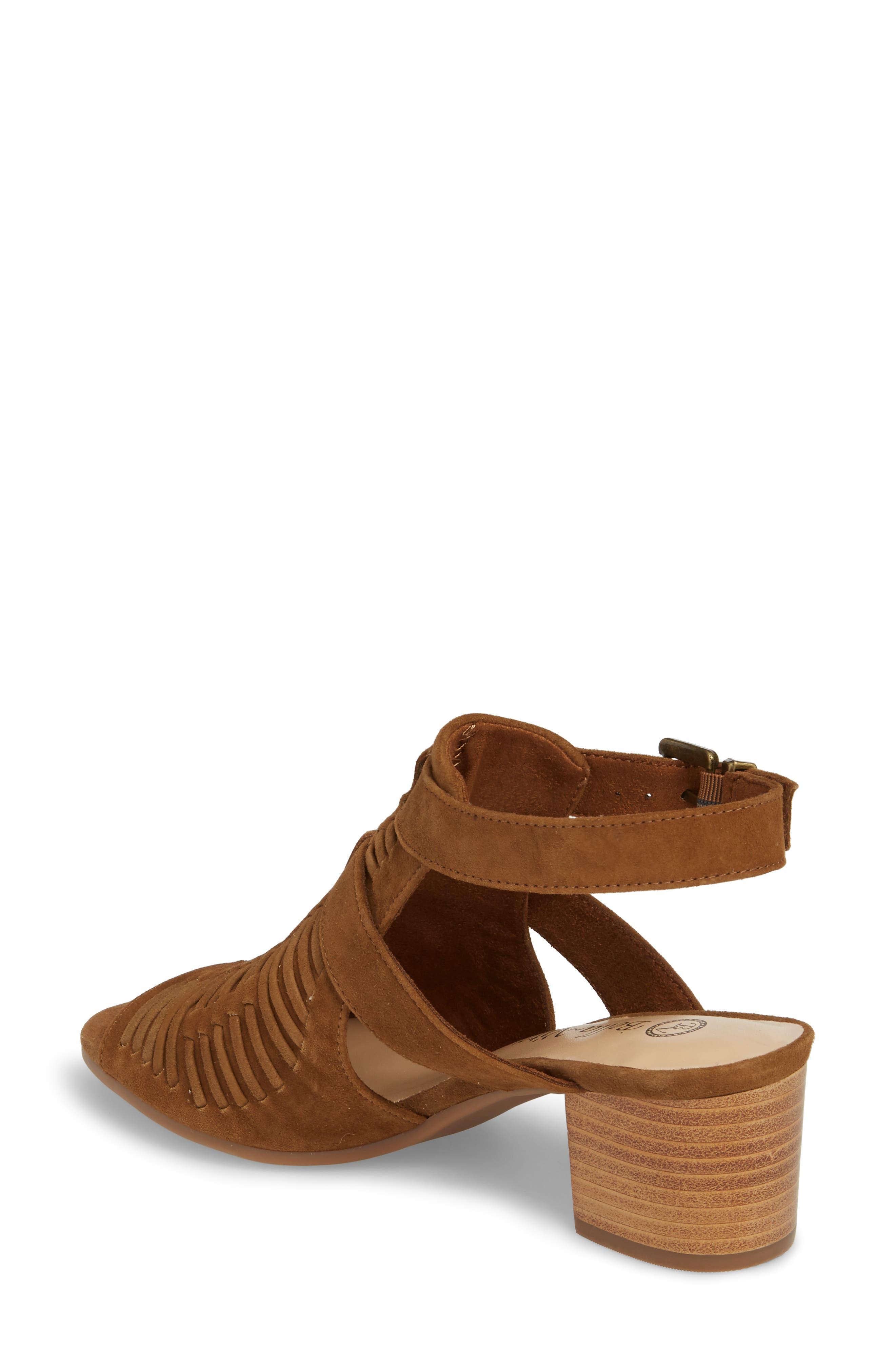 Finley Ankle Strap Sandal,                             Alternate thumbnail 7, color,
