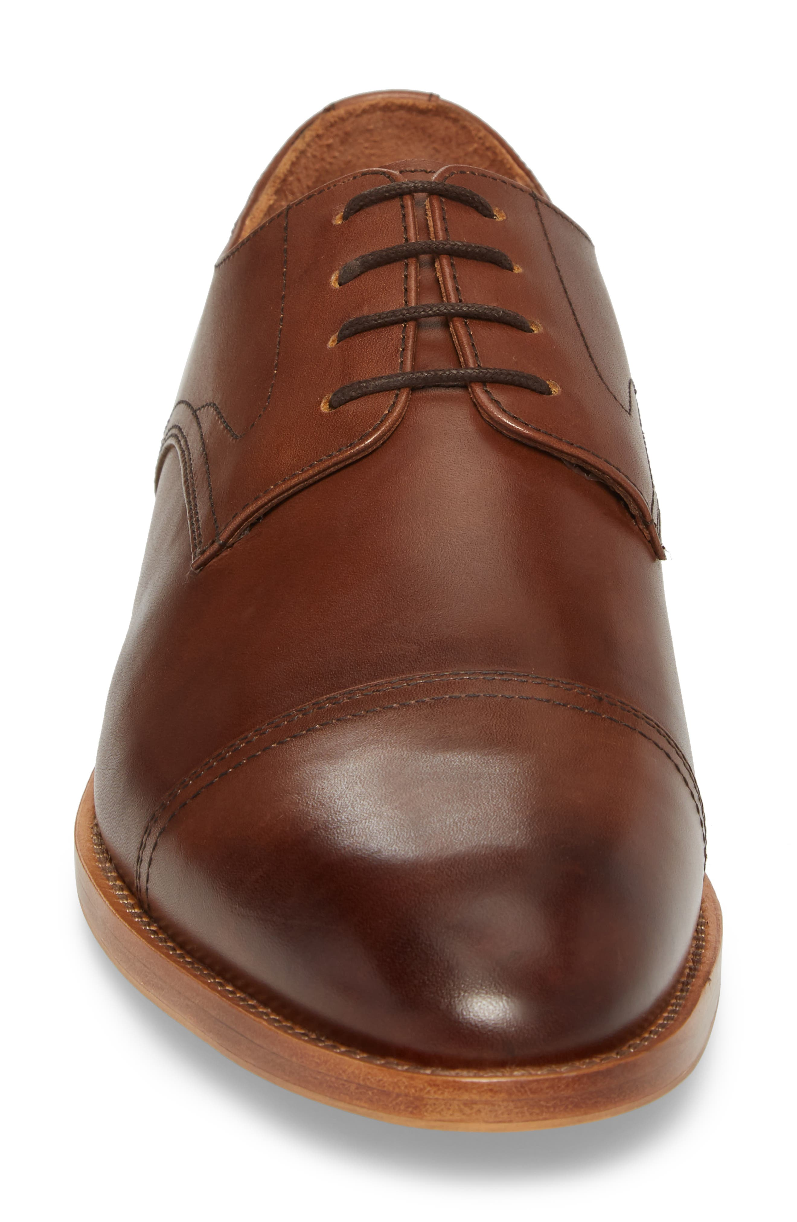 JOHN W. NORDSTROM<SUP>®</SUP>,                             Franco Cap Toe Derby,                             Alternate thumbnail 4, color,                             210
