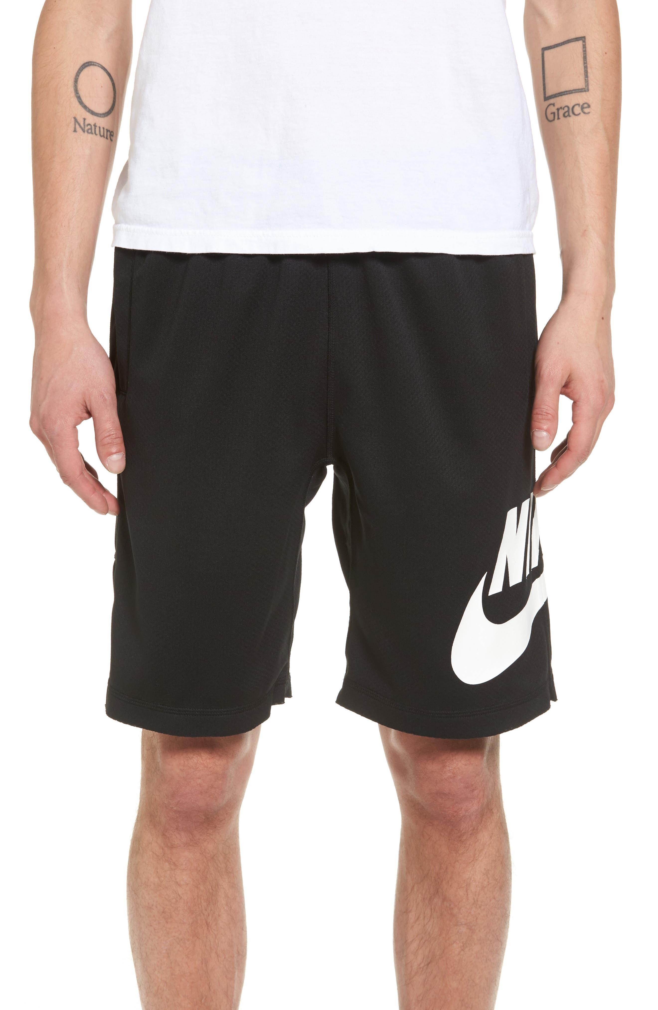 Nike Sb Sunday Dri-Fit Shorts, Black