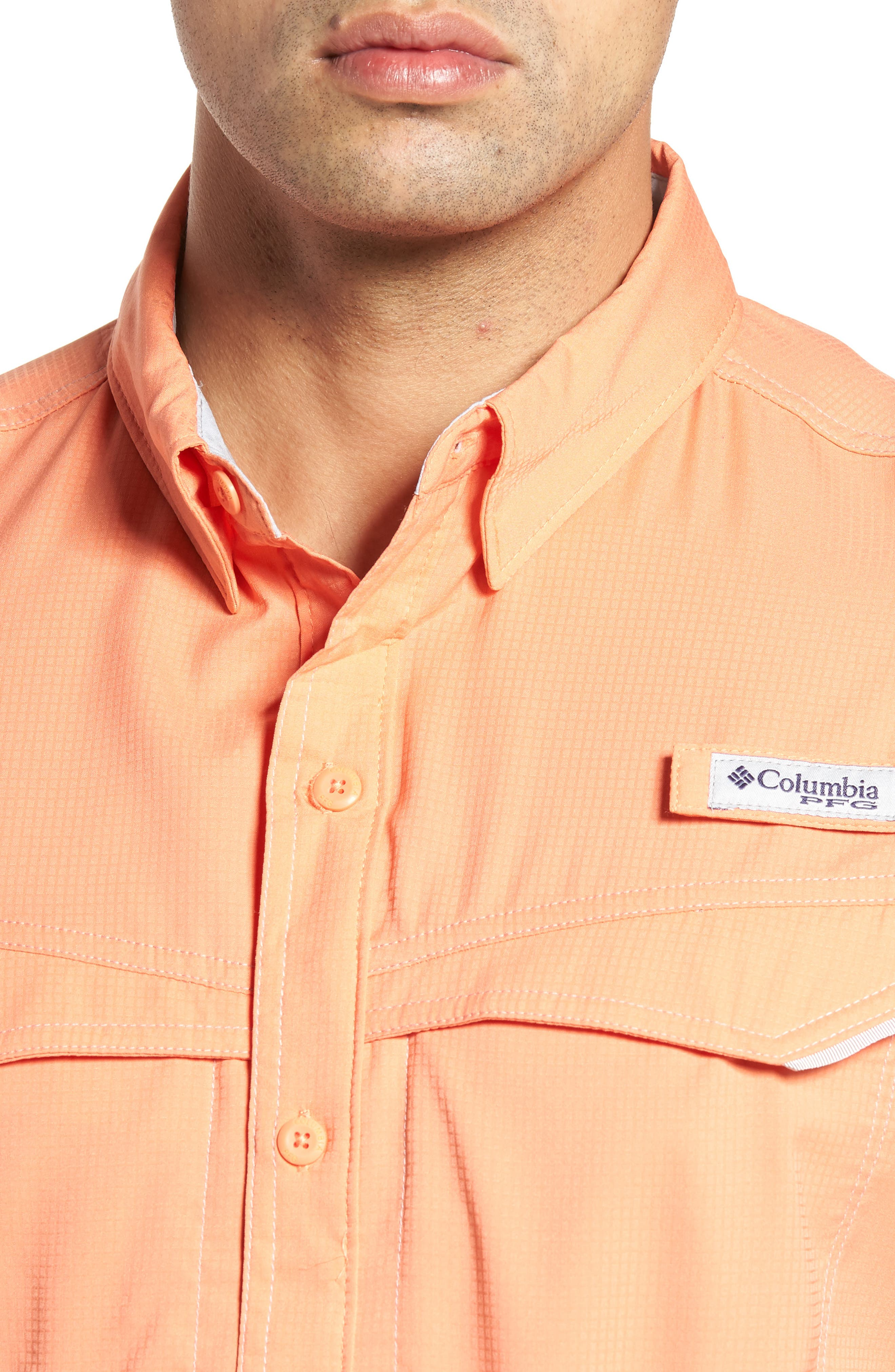 PFG Low Drag Offshore Woven Shirt,                             Alternate thumbnail 20, color,