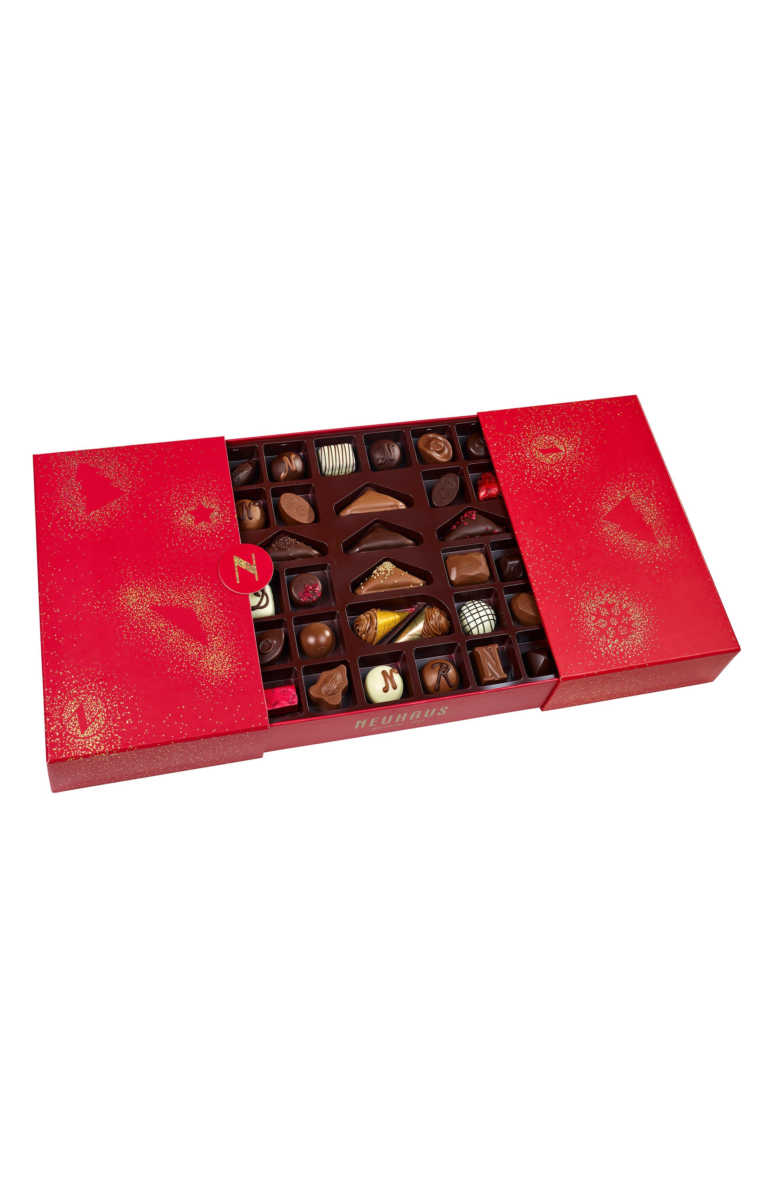 NEUHAUS,                             Premium 62-Piece Chocolate Gift Box,                             Alternate thumbnail 2, color,                             600