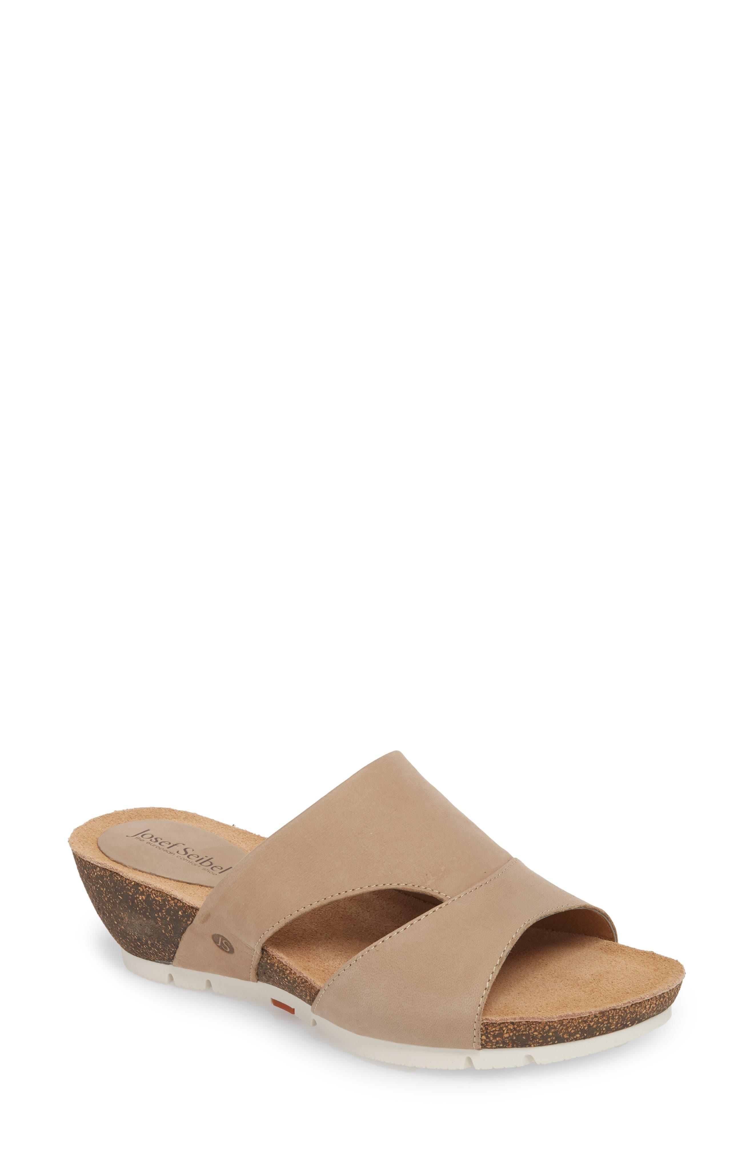 Hailey 40 Slide Sandal,                             Main thumbnail 1, color,