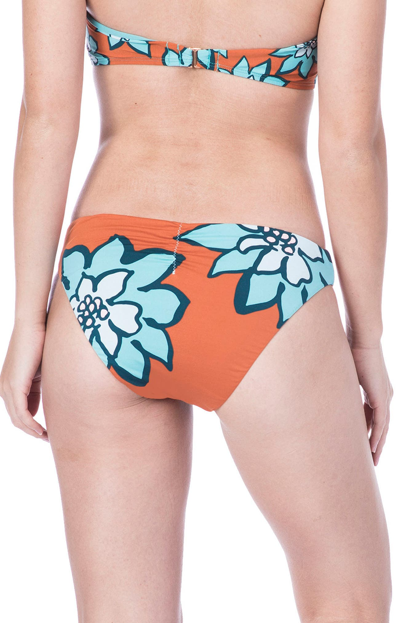 Desert Hipster Bikini Bottoms,                             Alternate thumbnail 2, color,                             SIENNA