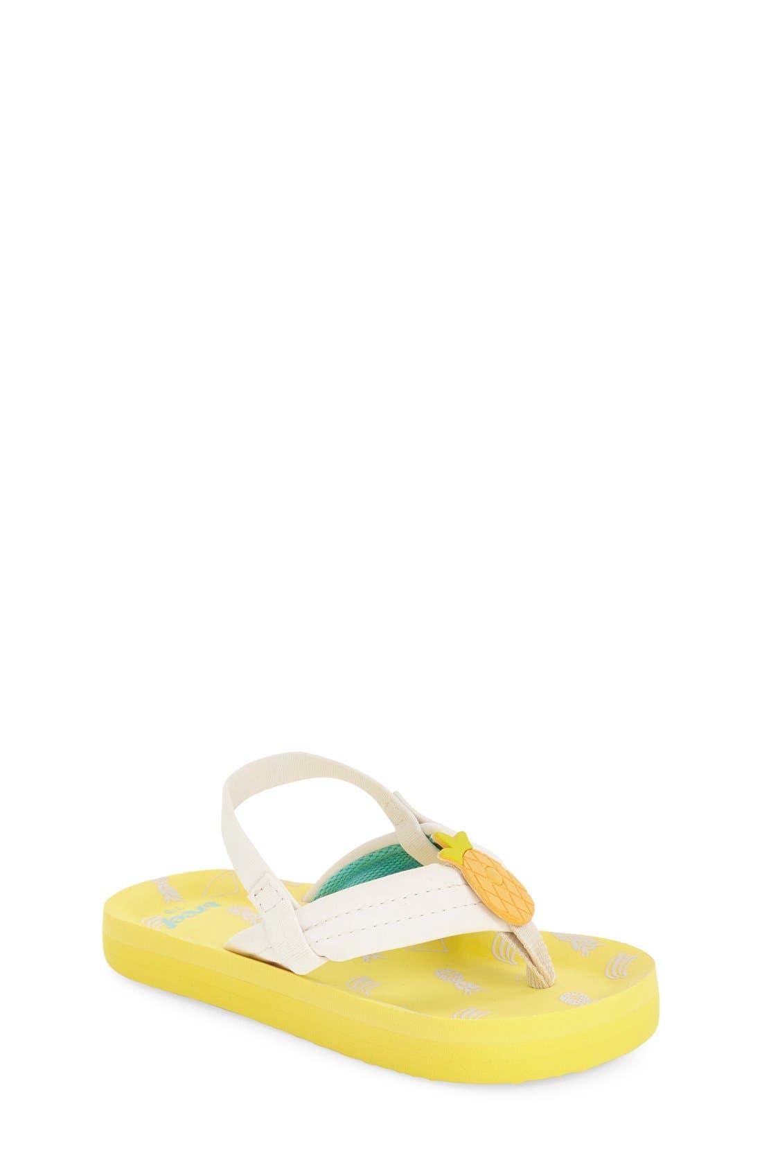 'Little Ahi' Thong Sandal,                             Alternate thumbnail 42, color,