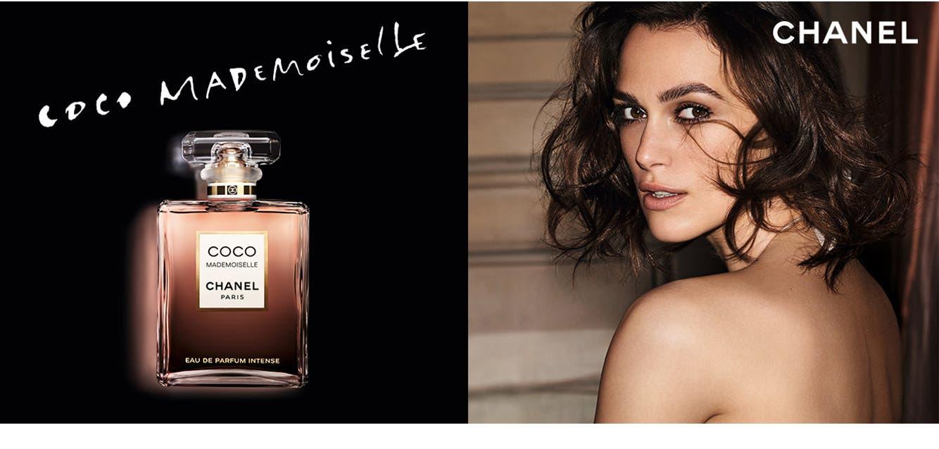 Coco Mademoiselle perfume.