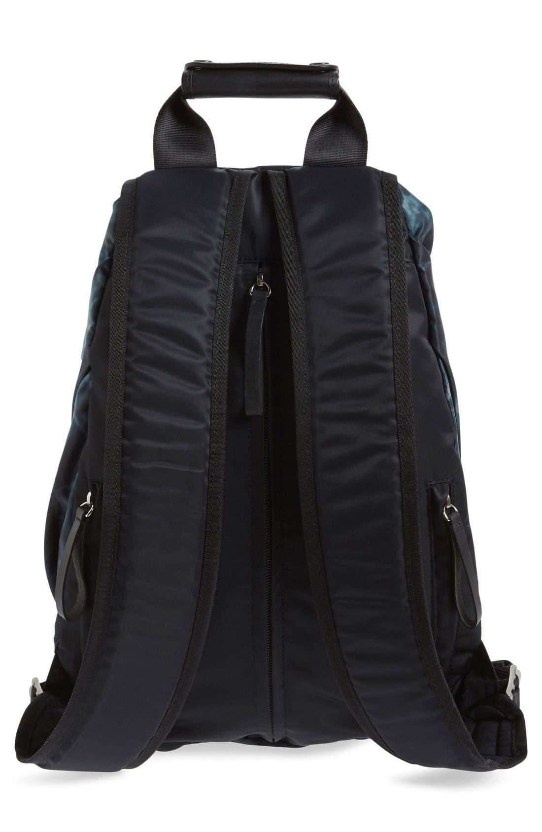 'Tuck' Nylon Backpack,                             Alternate thumbnail 2, color,                             410