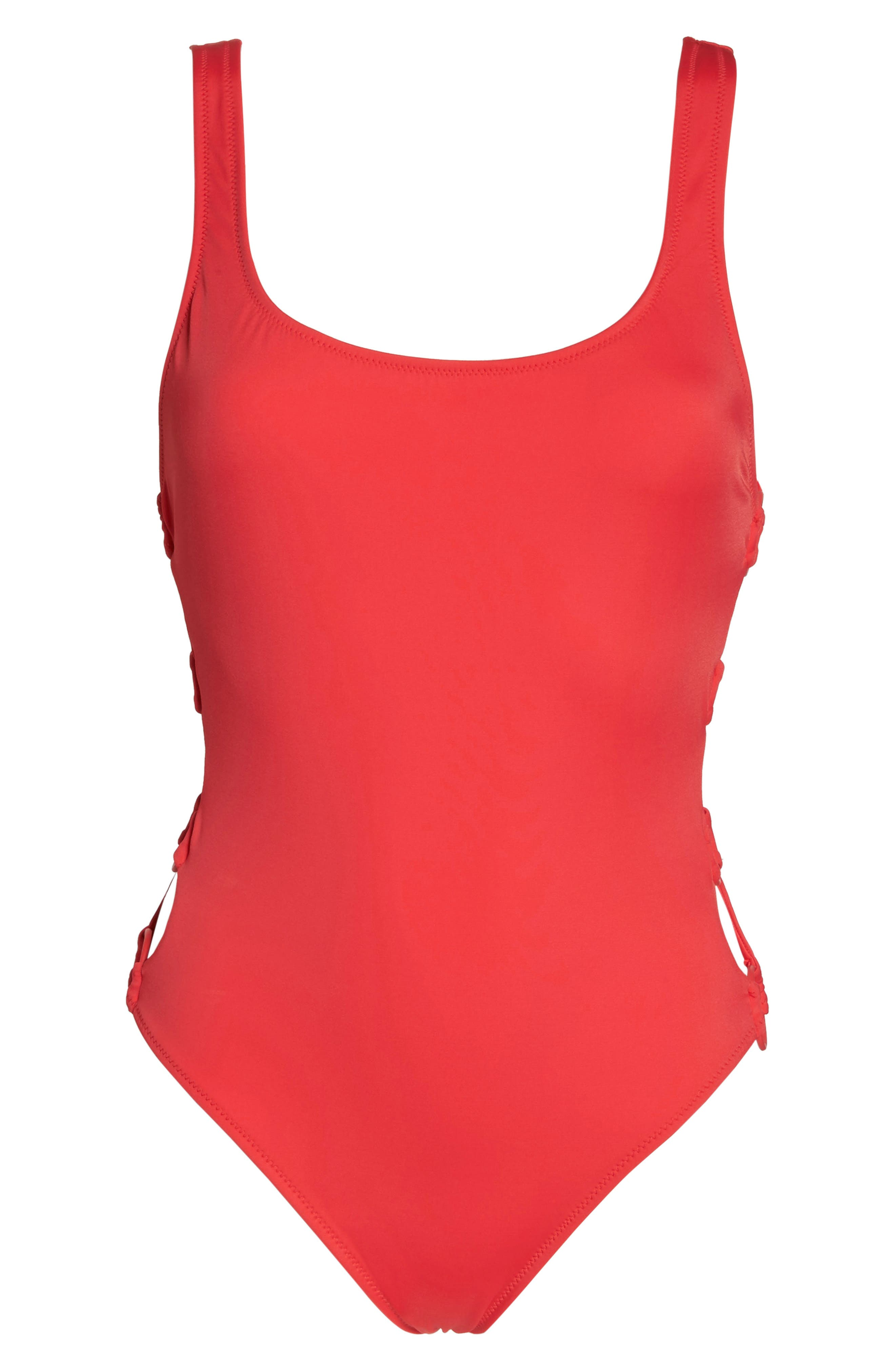 The Jennifer One-Piece Swimsuit,                             Alternate thumbnail 6, color,
