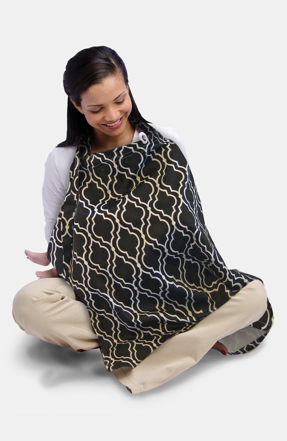 BOPPY,                             Nursing Cover,                             Alternate thumbnail 3, color,                             001