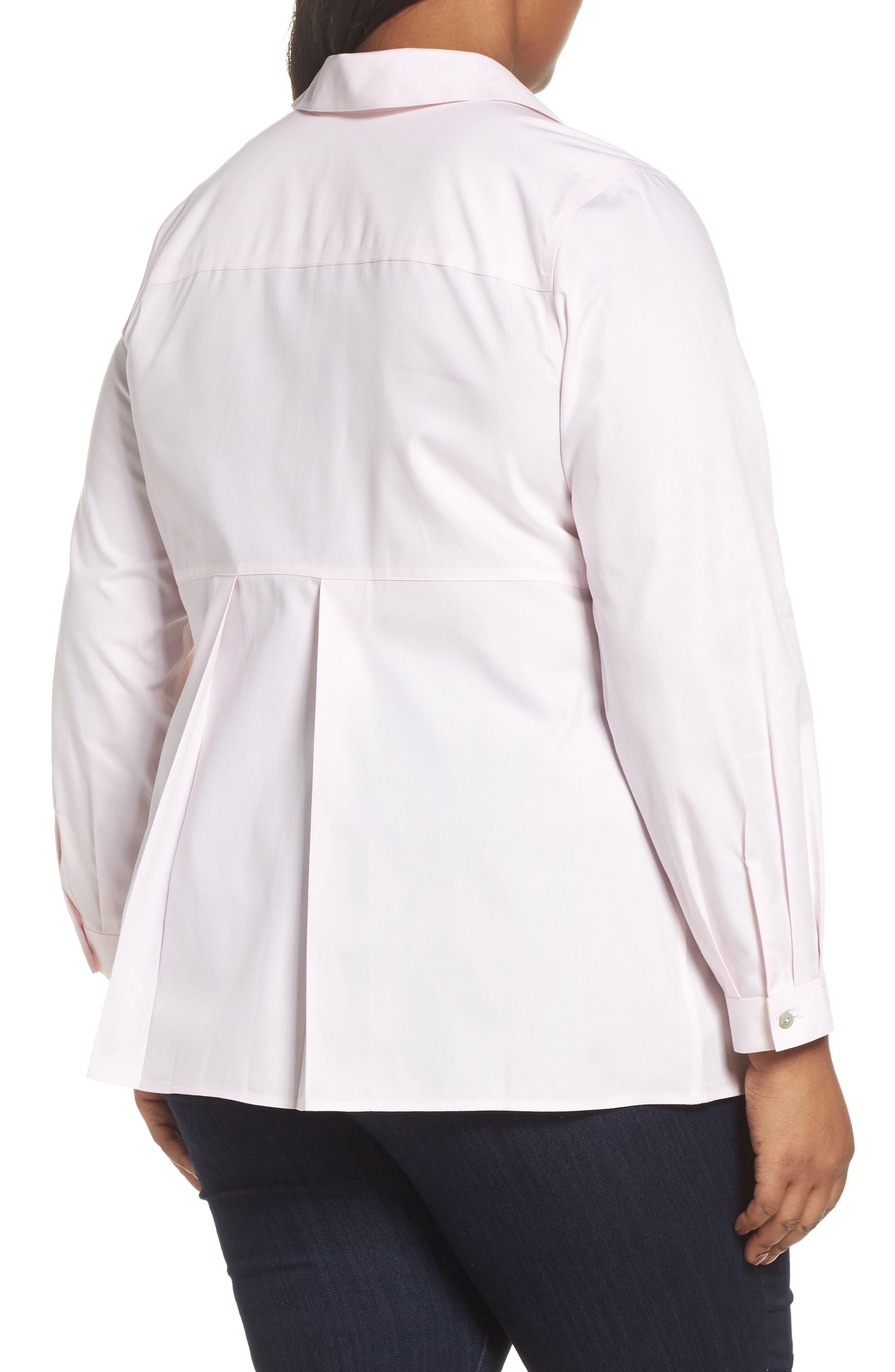 Pinpoint Oxford Cloth Shirt,                             Alternate thumbnail 6, color,