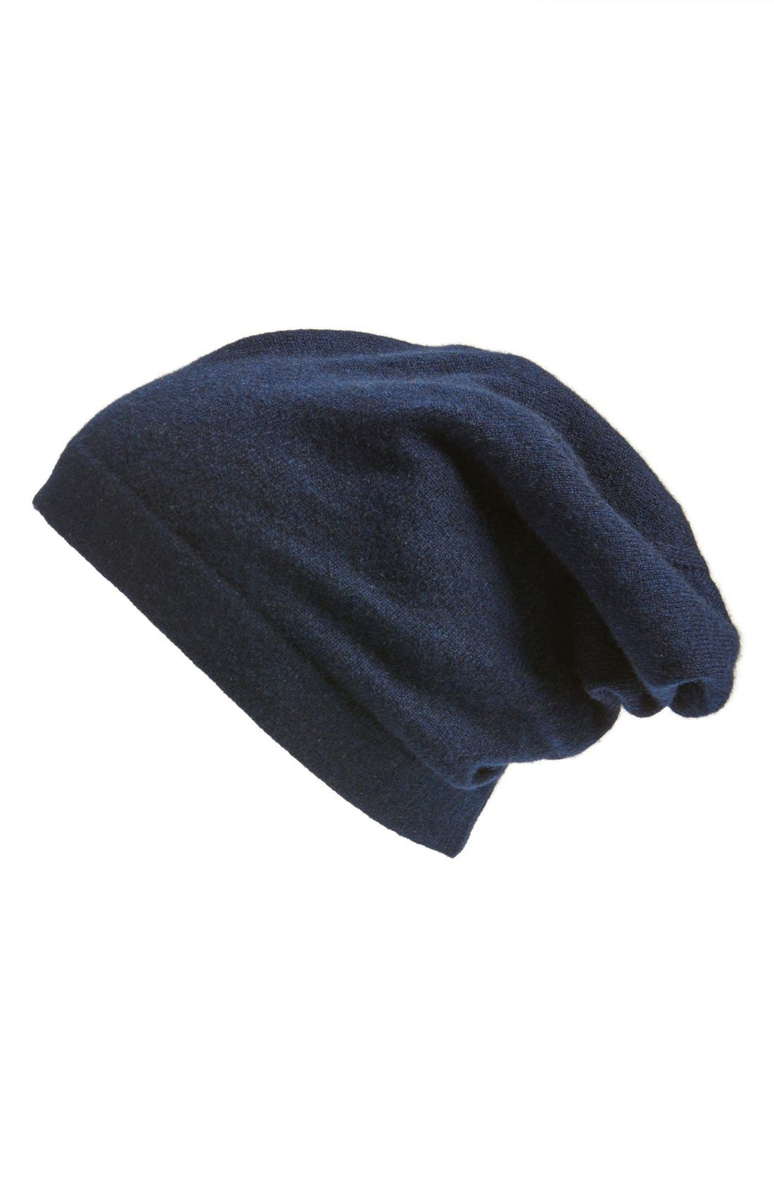 Cashmere Beanie,                             Alternate thumbnail 9, color,