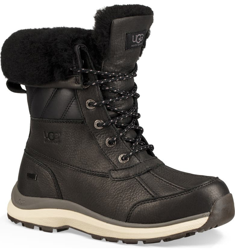 Look for UGG Adirondack III Waterproof Insulated Winter Bootie (Women) Affordable Price
