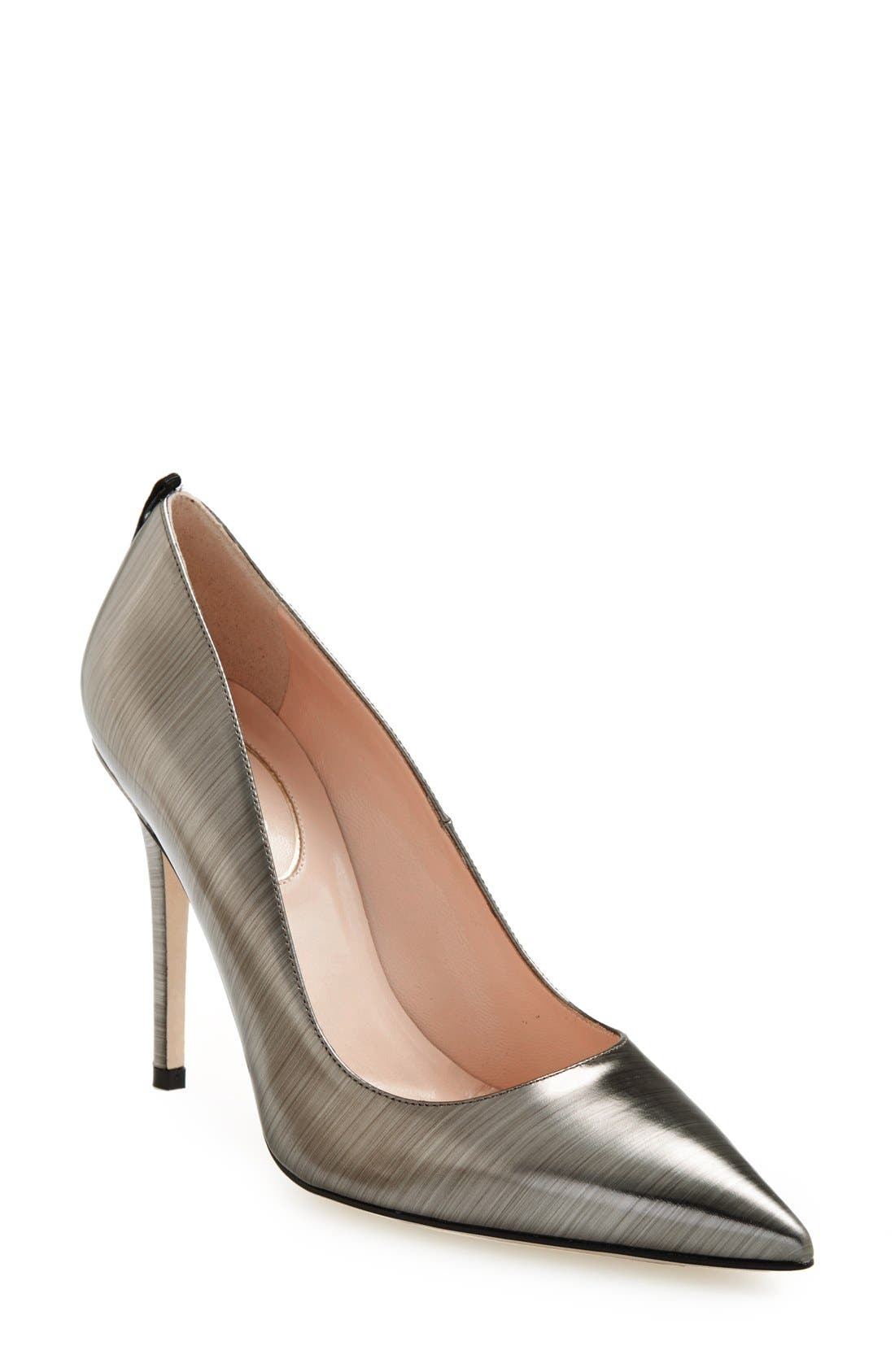 'Fawn' Specchio Leather Pump,                         Main,                         color, 020