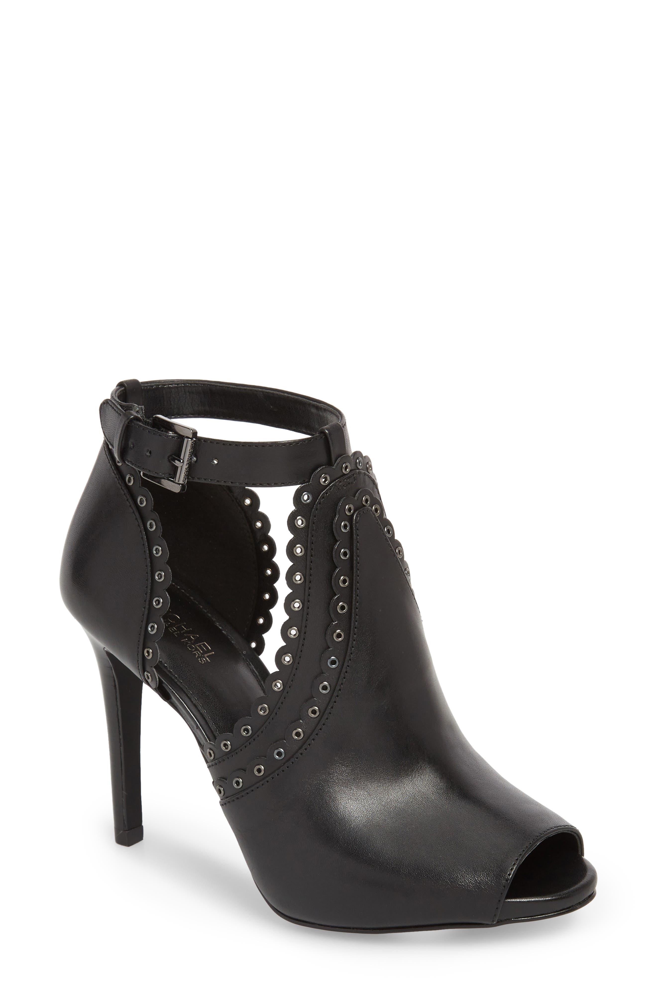 Jessie Ankle Strap Sandal,                         Main,                         color, 001