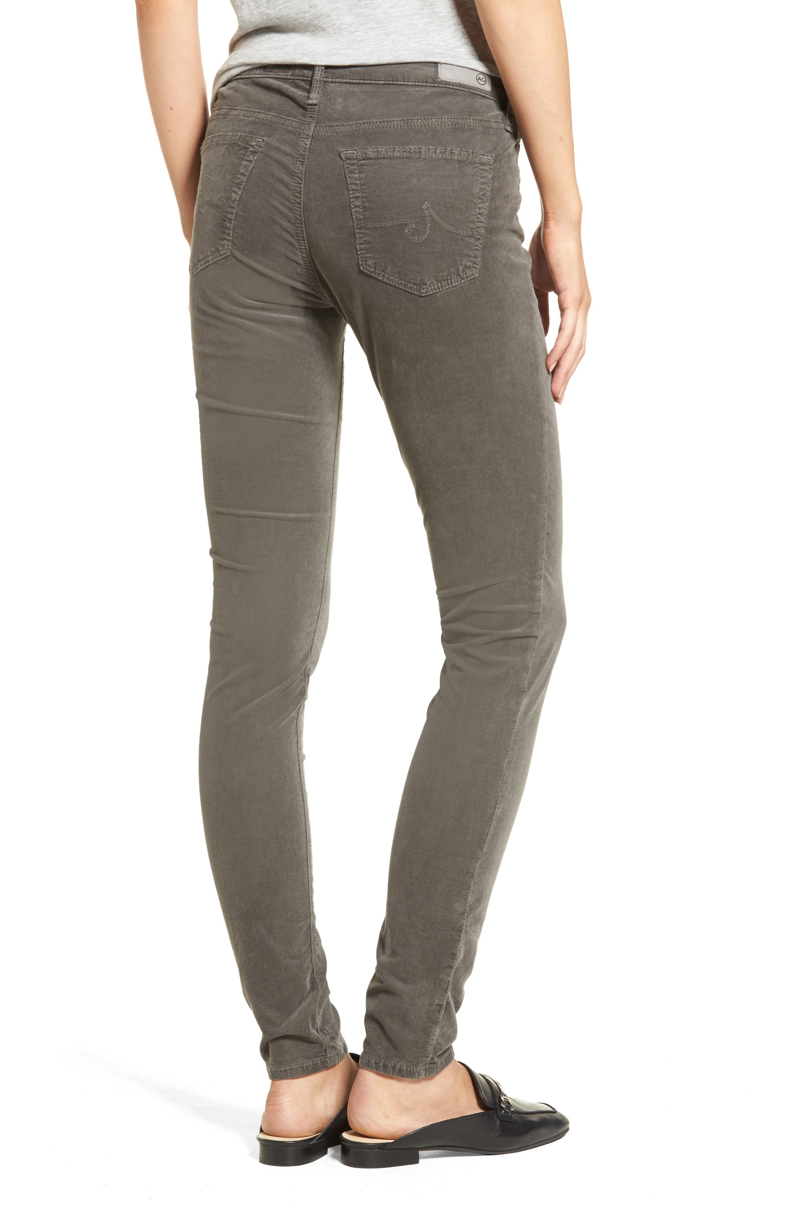 The Legging Super Skinny Corduroy Pants,                             Alternate thumbnail 2, color,                             029