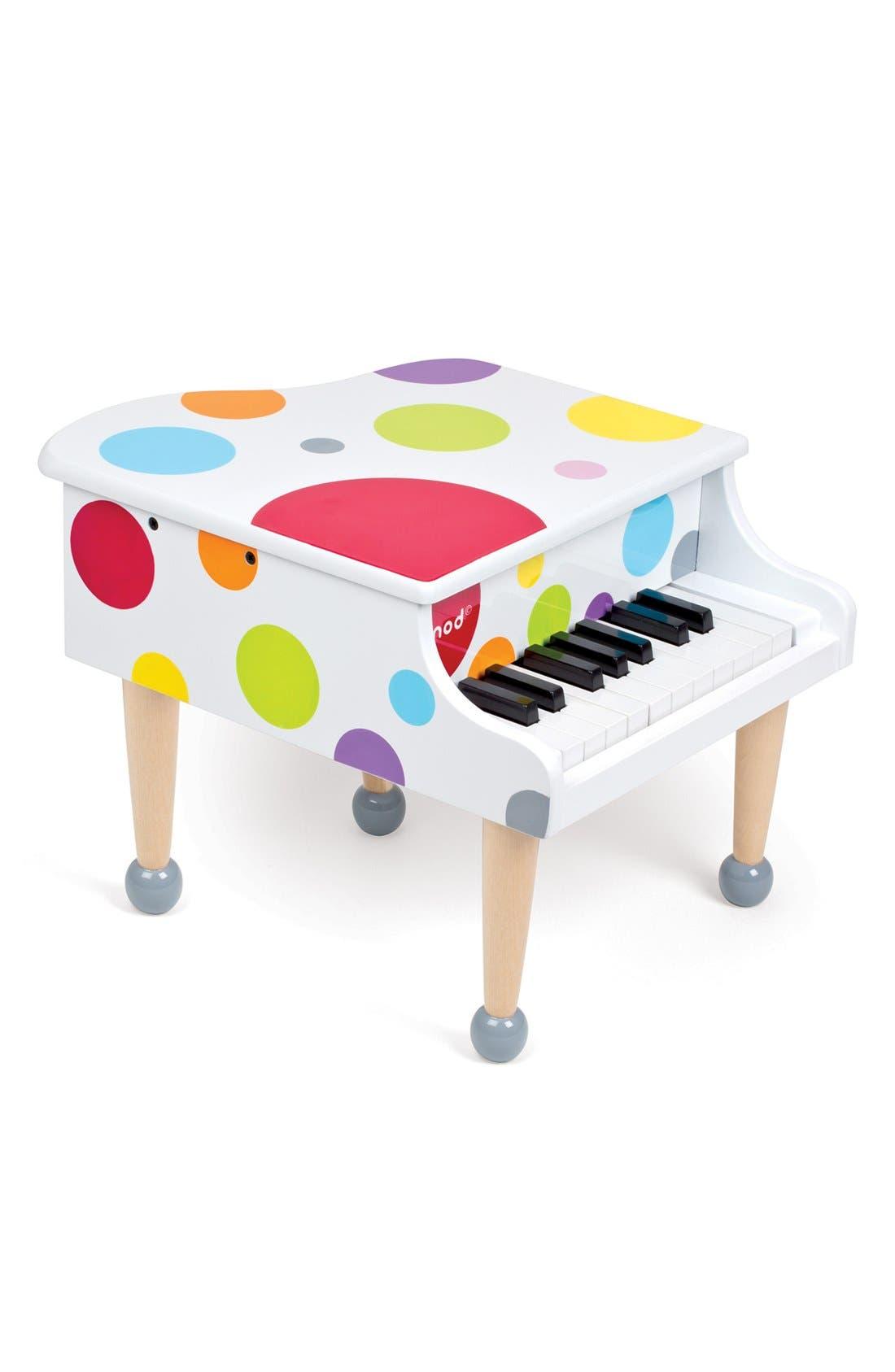 'Confetti' Grand Piano Play Set,                             Alternate thumbnail 2, color,                             MULTI