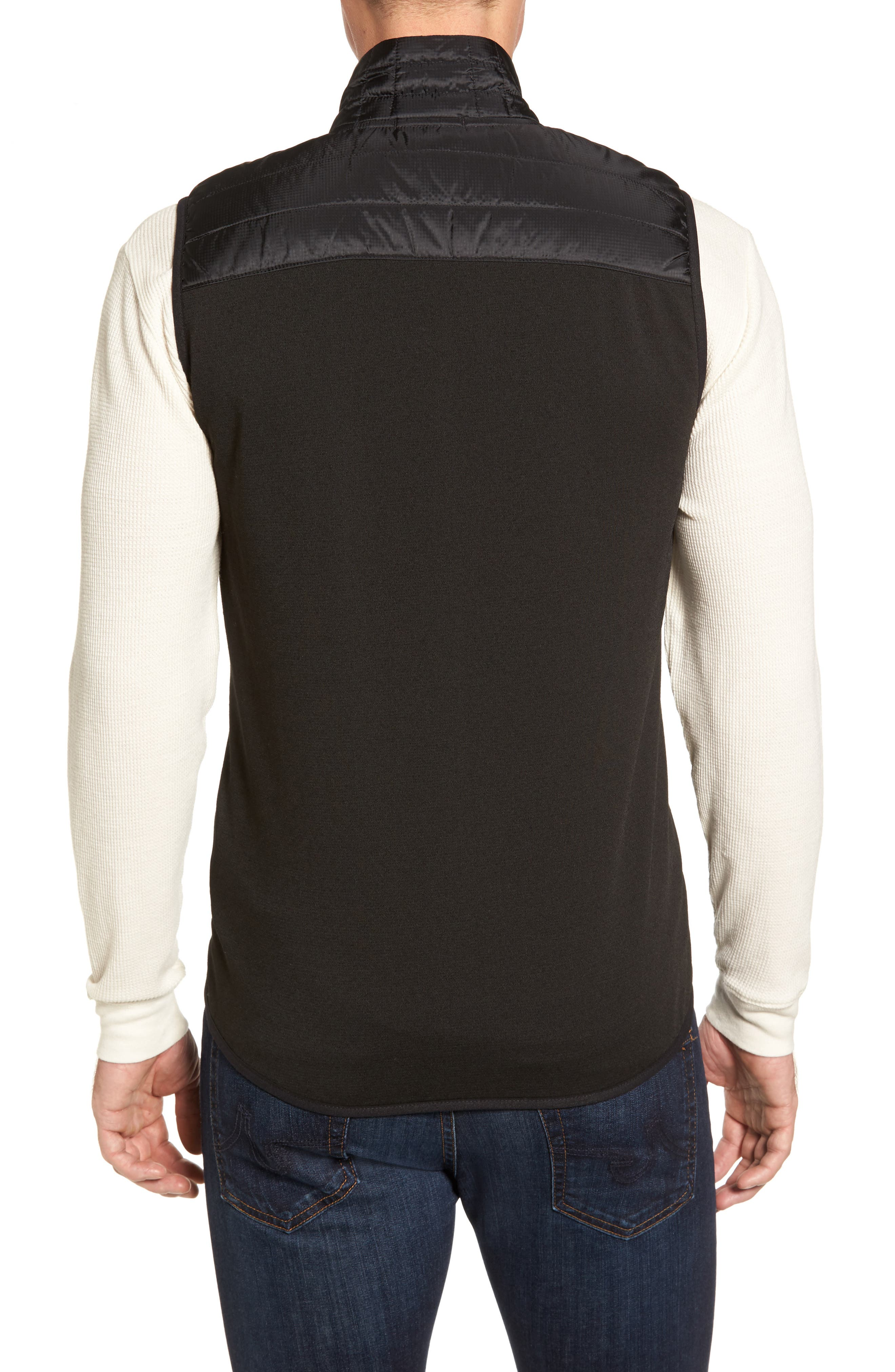 'Corbet 120' Quilted Zip Front Vest,                             Alternate thumbnail 2, color,                             301