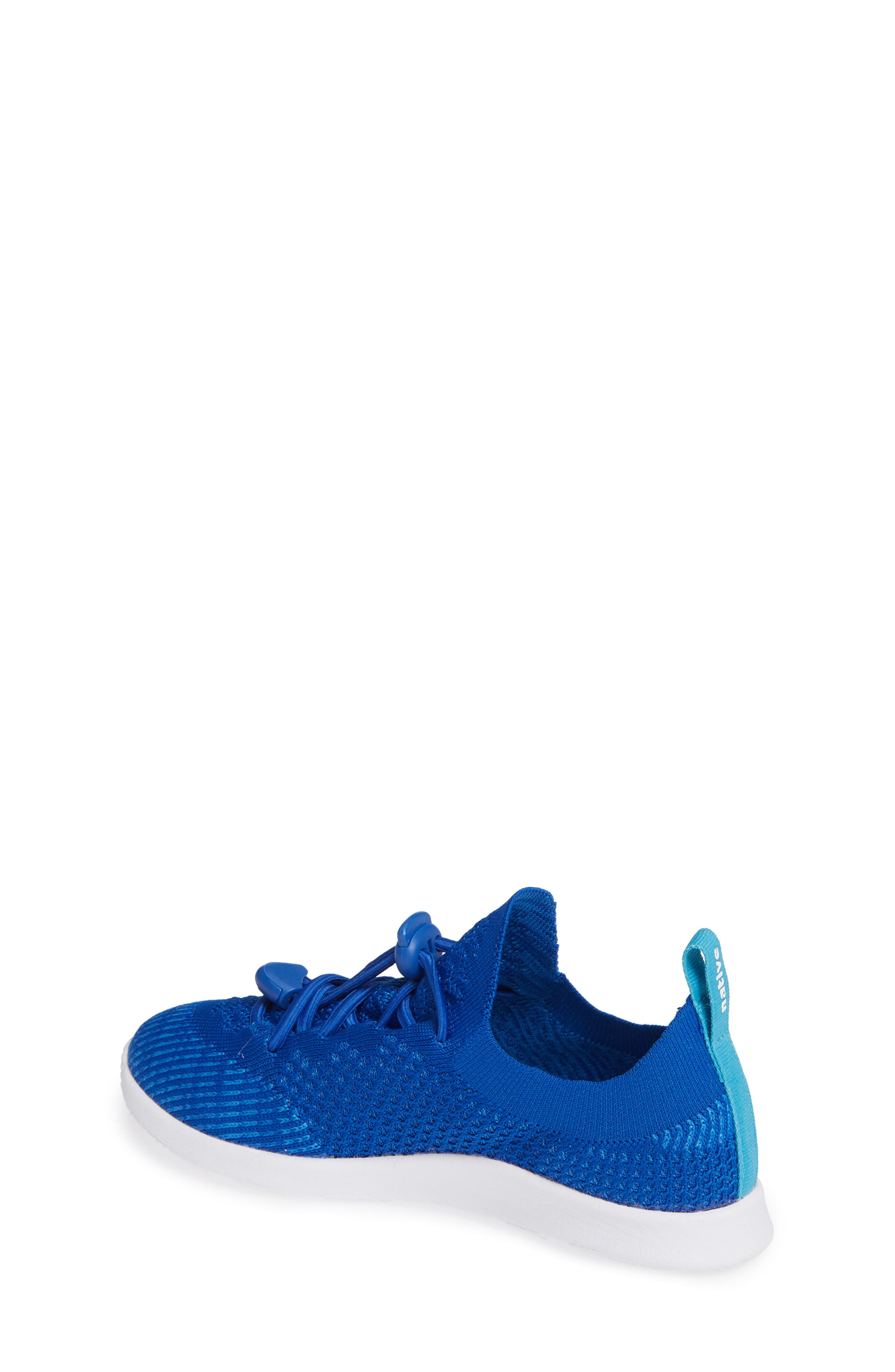 AP Mercury LiteKnit Sneaker,                             Alternate thumbnail 2, color,                             VICTORIA BLUE/ SHELL WHITE