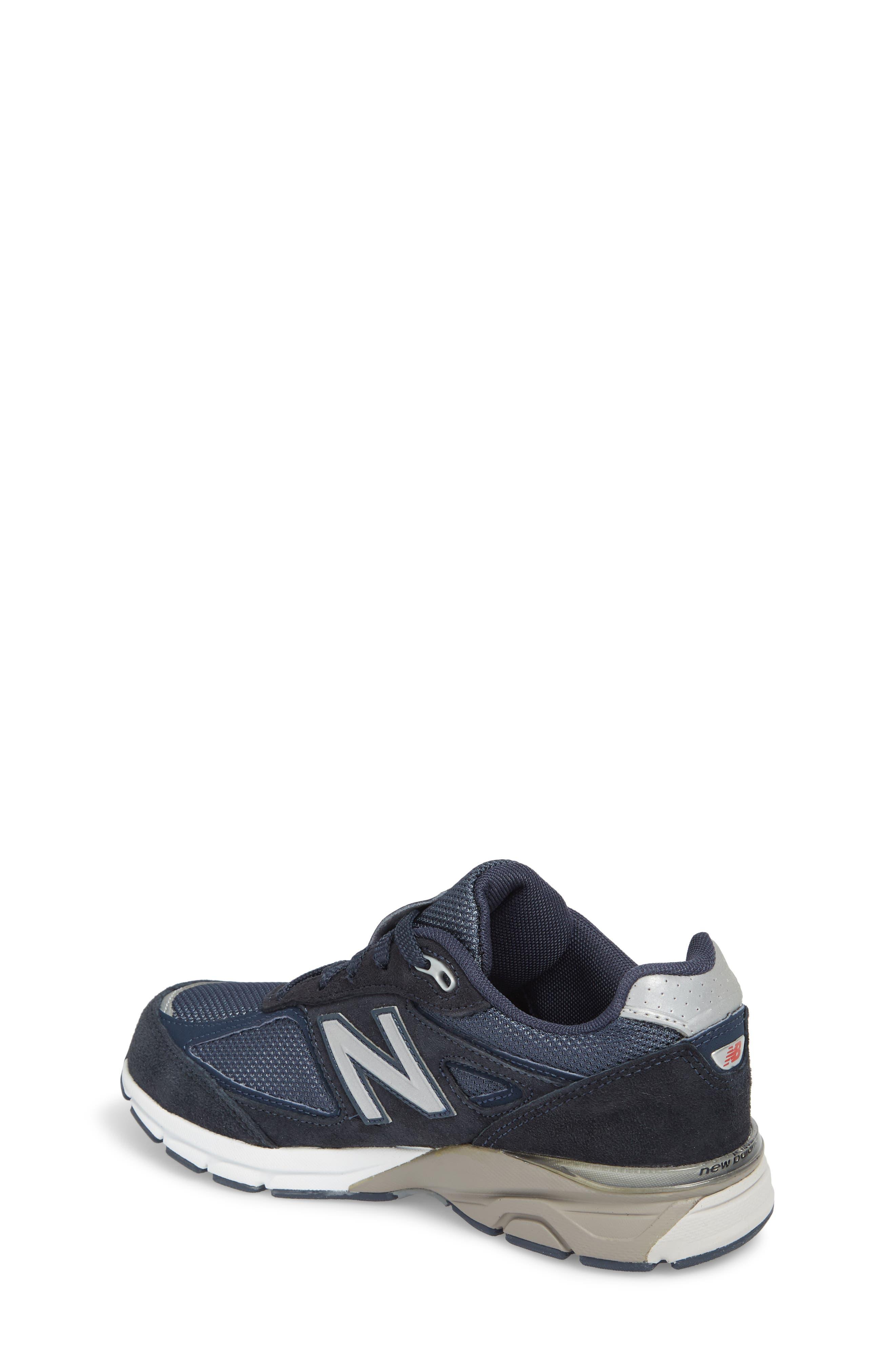 990v4 Sneaker,                             Alternate thumbnail 2, color,
