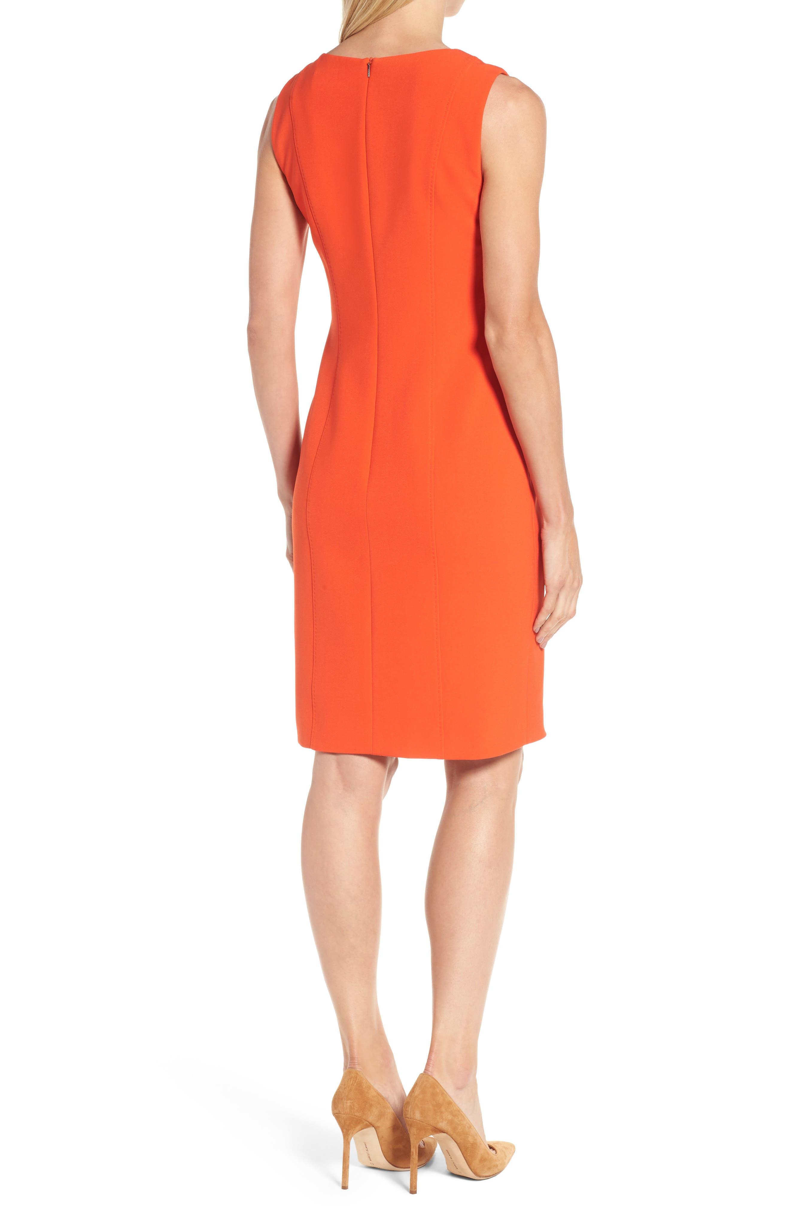 Delafea Sheath Dress,                             Alternate thumbnail 2, color,                             625
