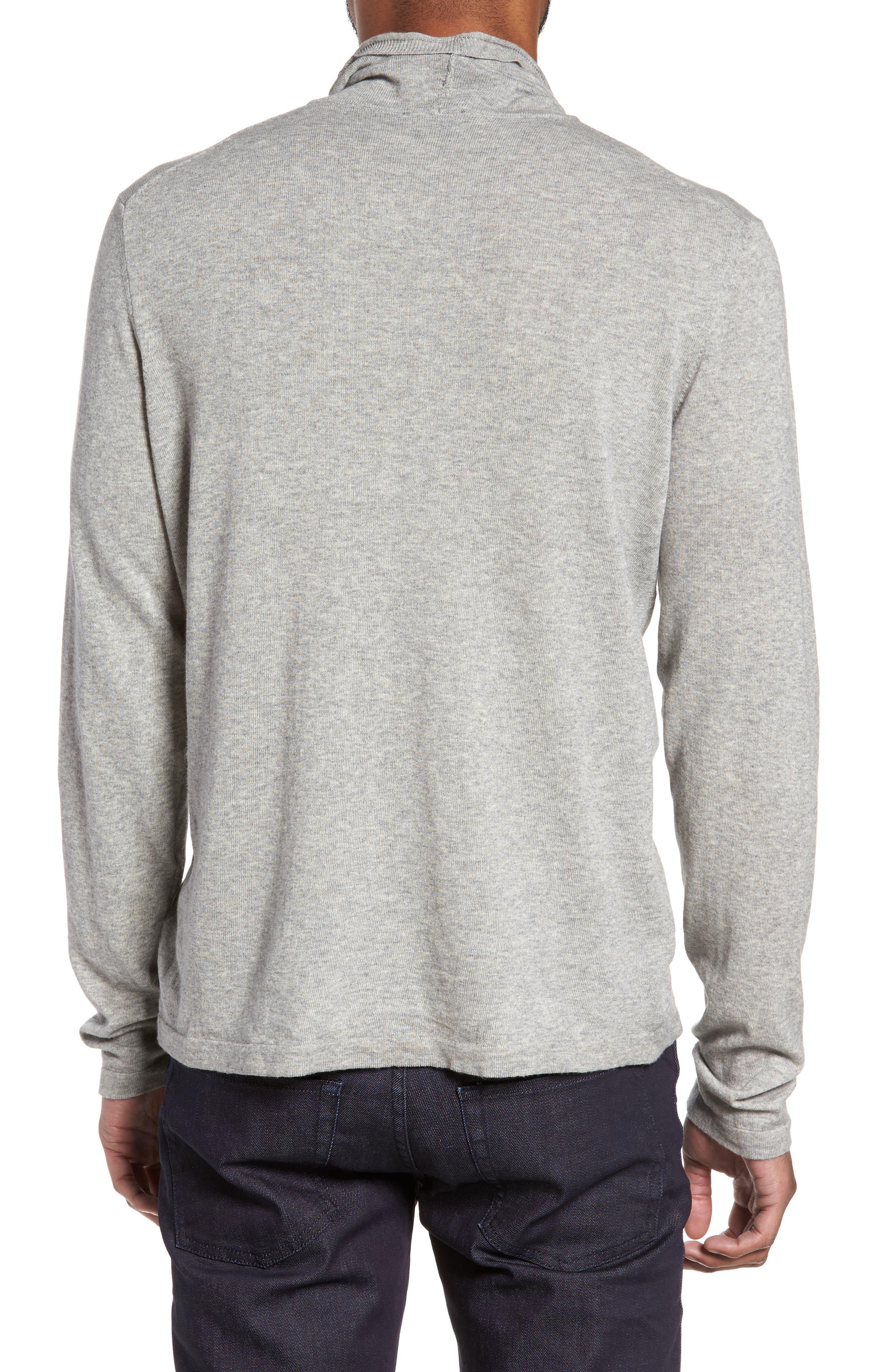 Hess Wool Turtleneck Sweater,                             Alternate thumbnail 3, color,