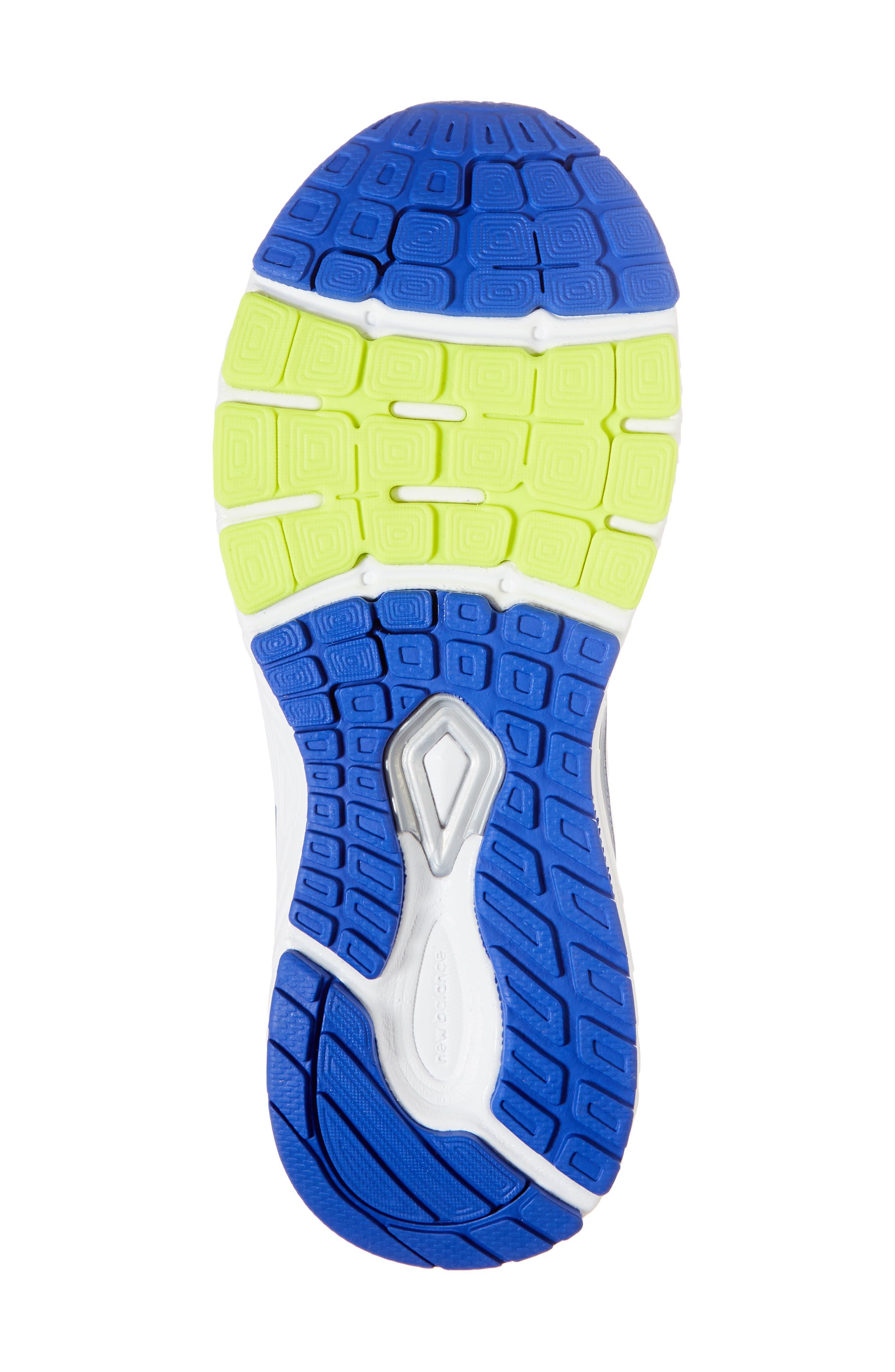 880v7 Sneaker,                             Alternate thumbnail 6, color,                             STEEL