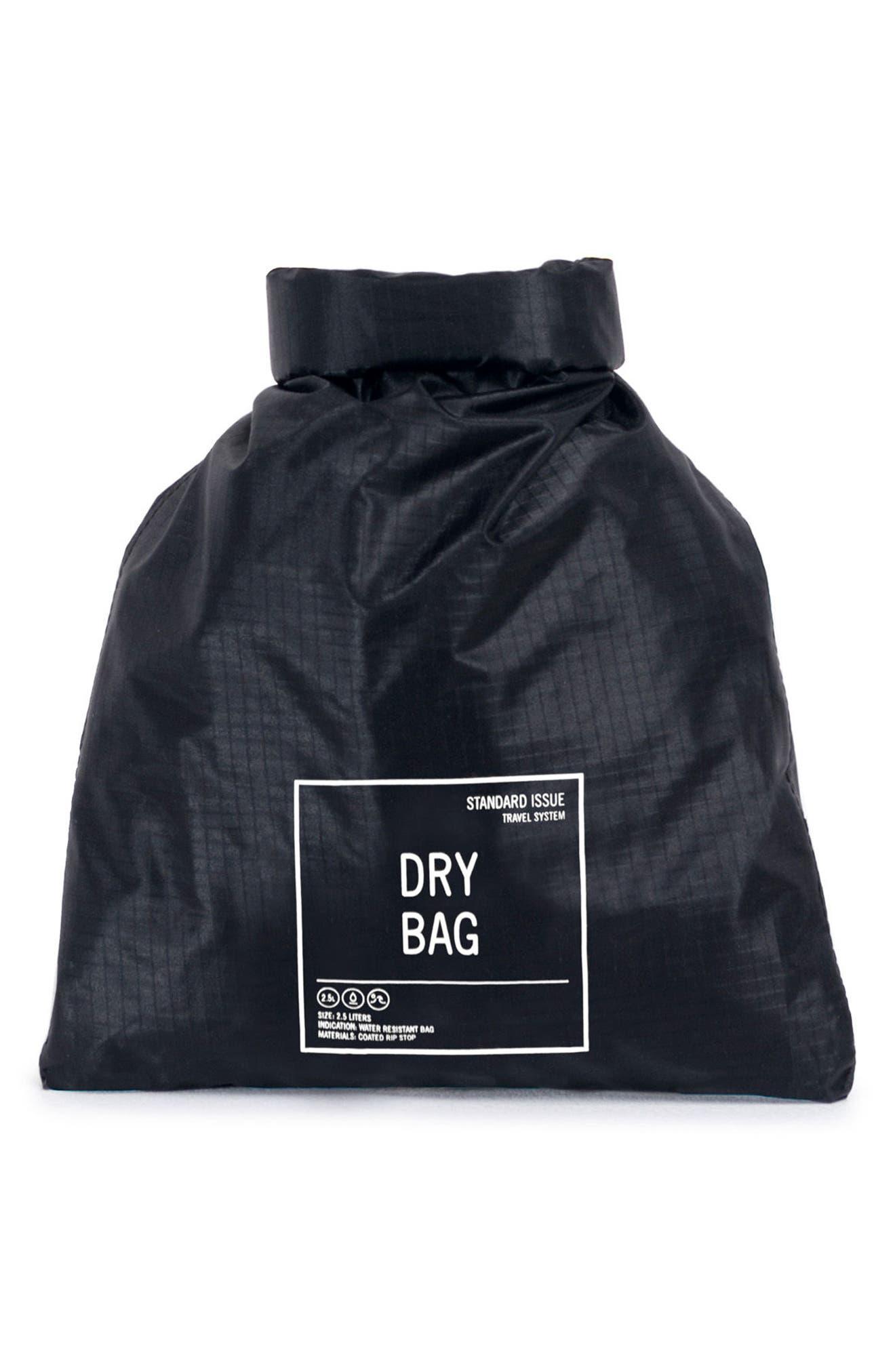 Dry Bag,                             Alternate thumbnail 2, color,                             BLACK
