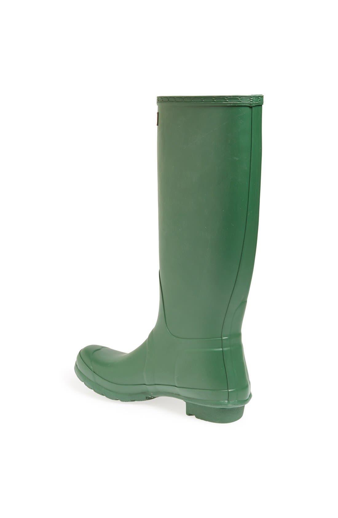 'Original Tall' Rain Boot,                             Alternate thumbnail 256, color,