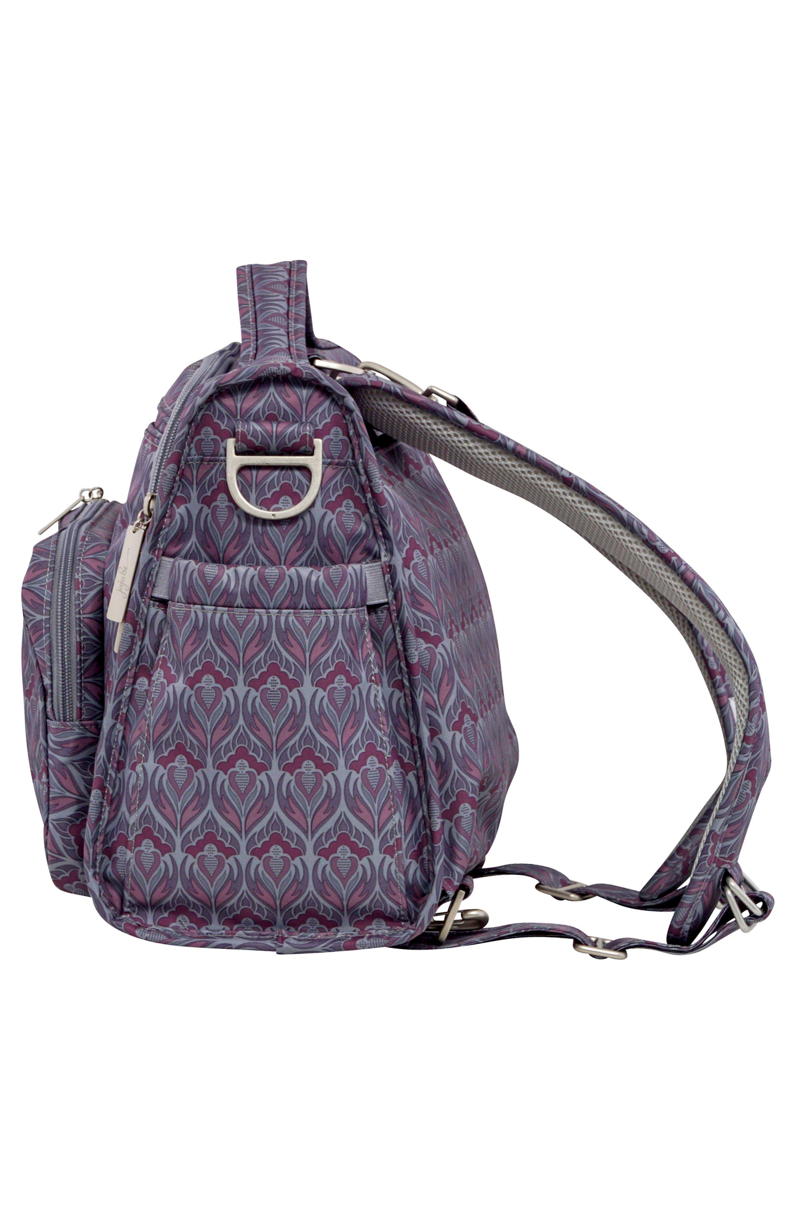'BFF' Diaper Bag,                             Alternate thumbnail 4, color,                             027