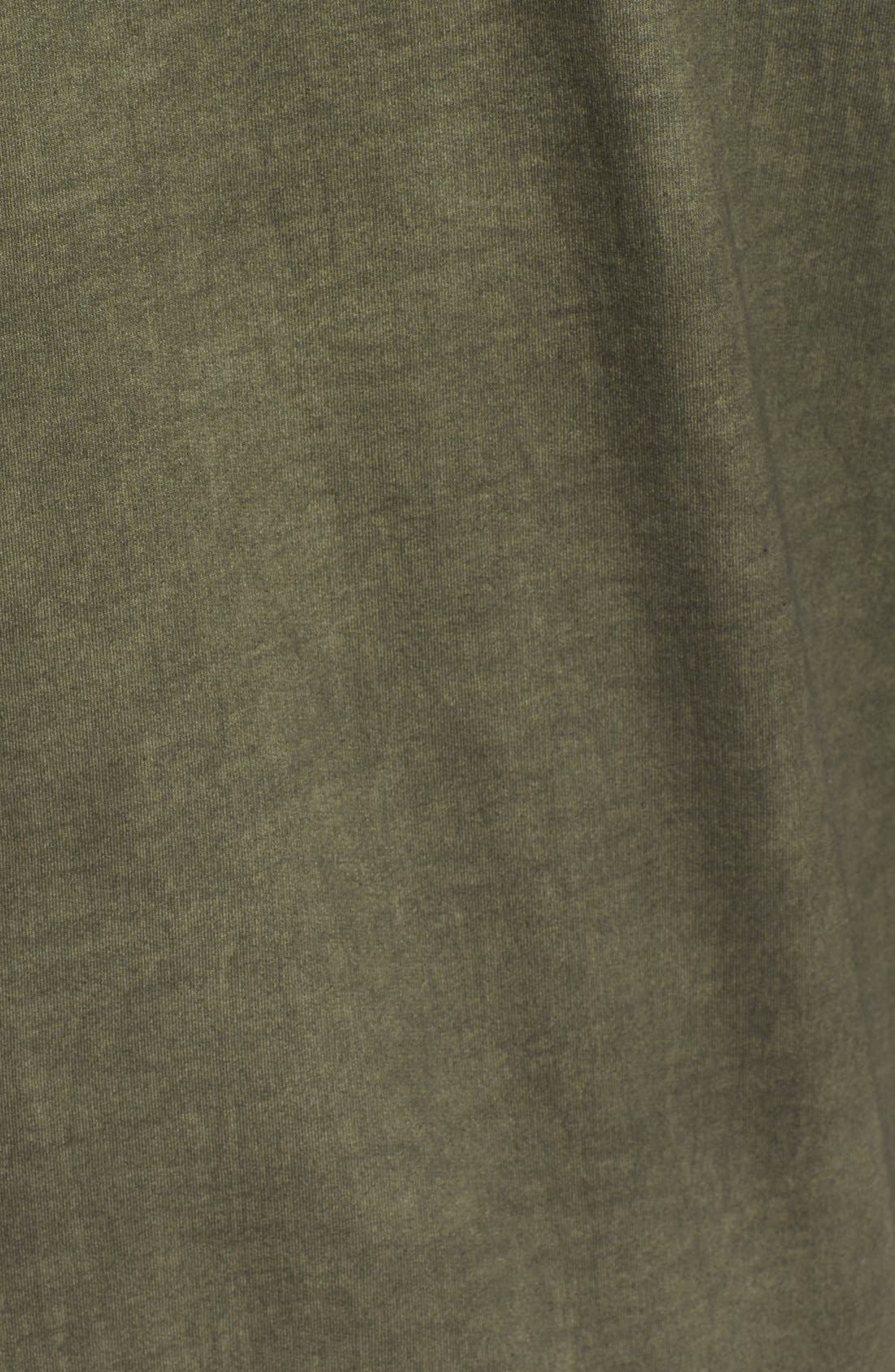 Faded Henley Hoodie,                             Alternate thumbnail 14, color,