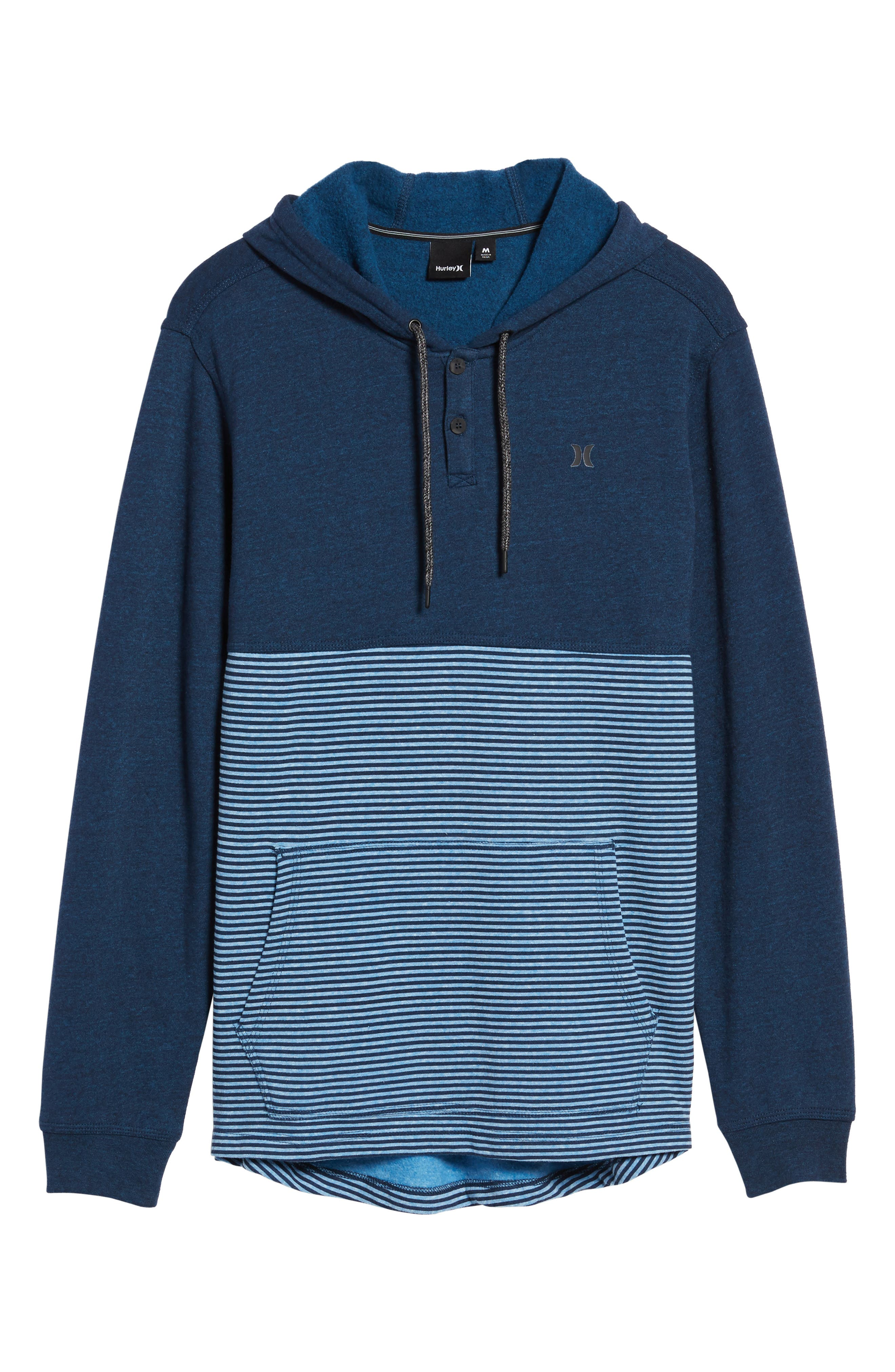 Bayside Pullover Hoodie,                             Alternate thumbnail 18, color,