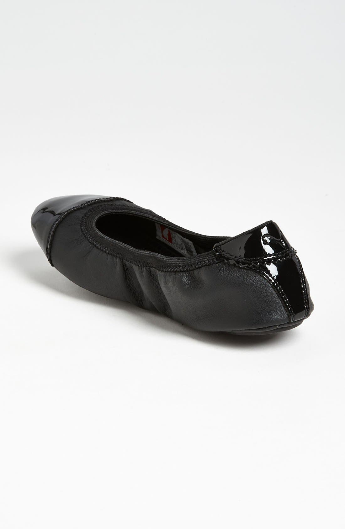 'Kitara' Cap Toe Ballet Flat,                             Alternate thumbnail 13, color,