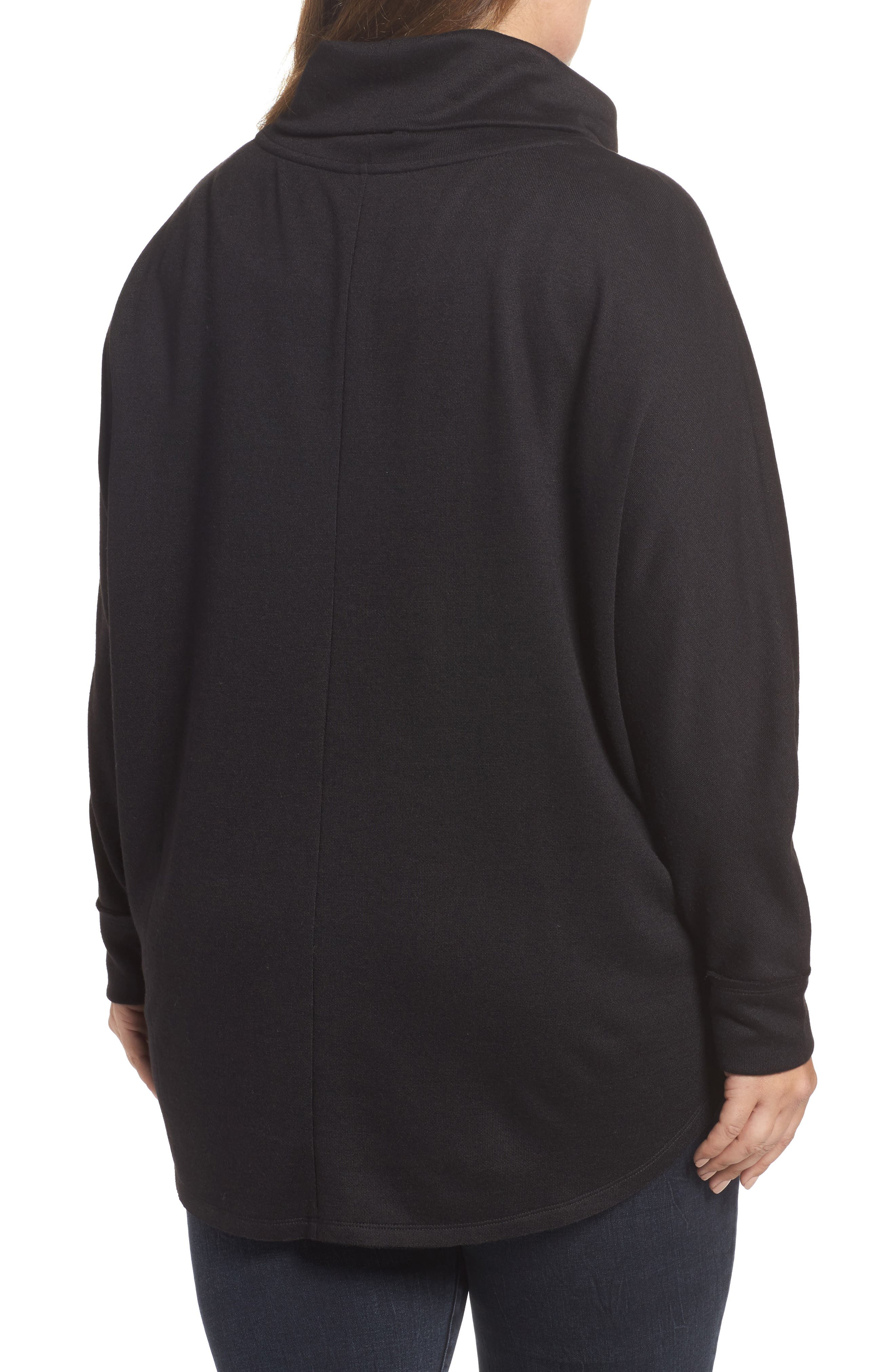 Cowl Neck Pullover,                             Alternate thumbnail 5, color,
