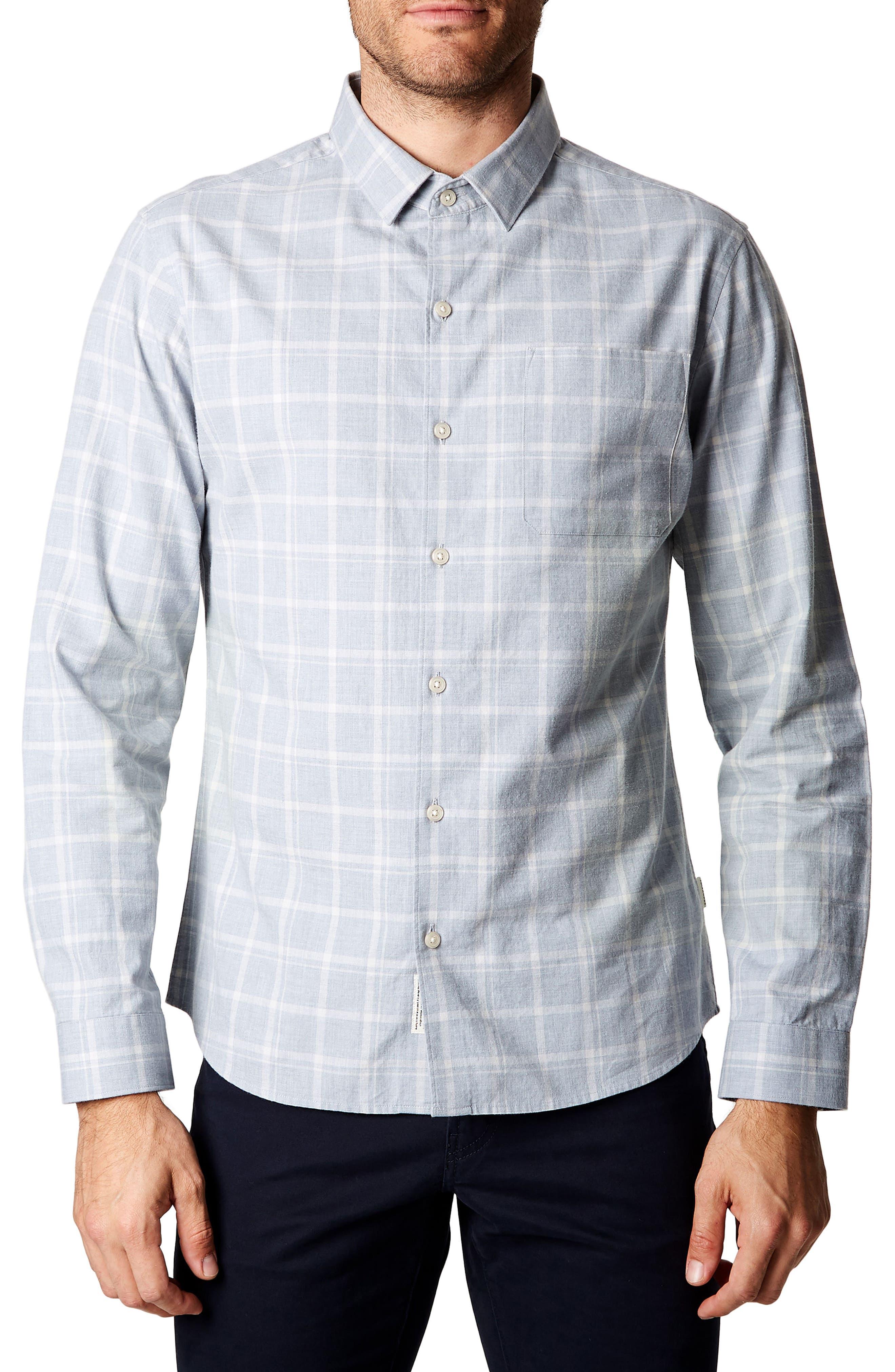 All You Know Plaid Shirt,                         Main,                         color, 050