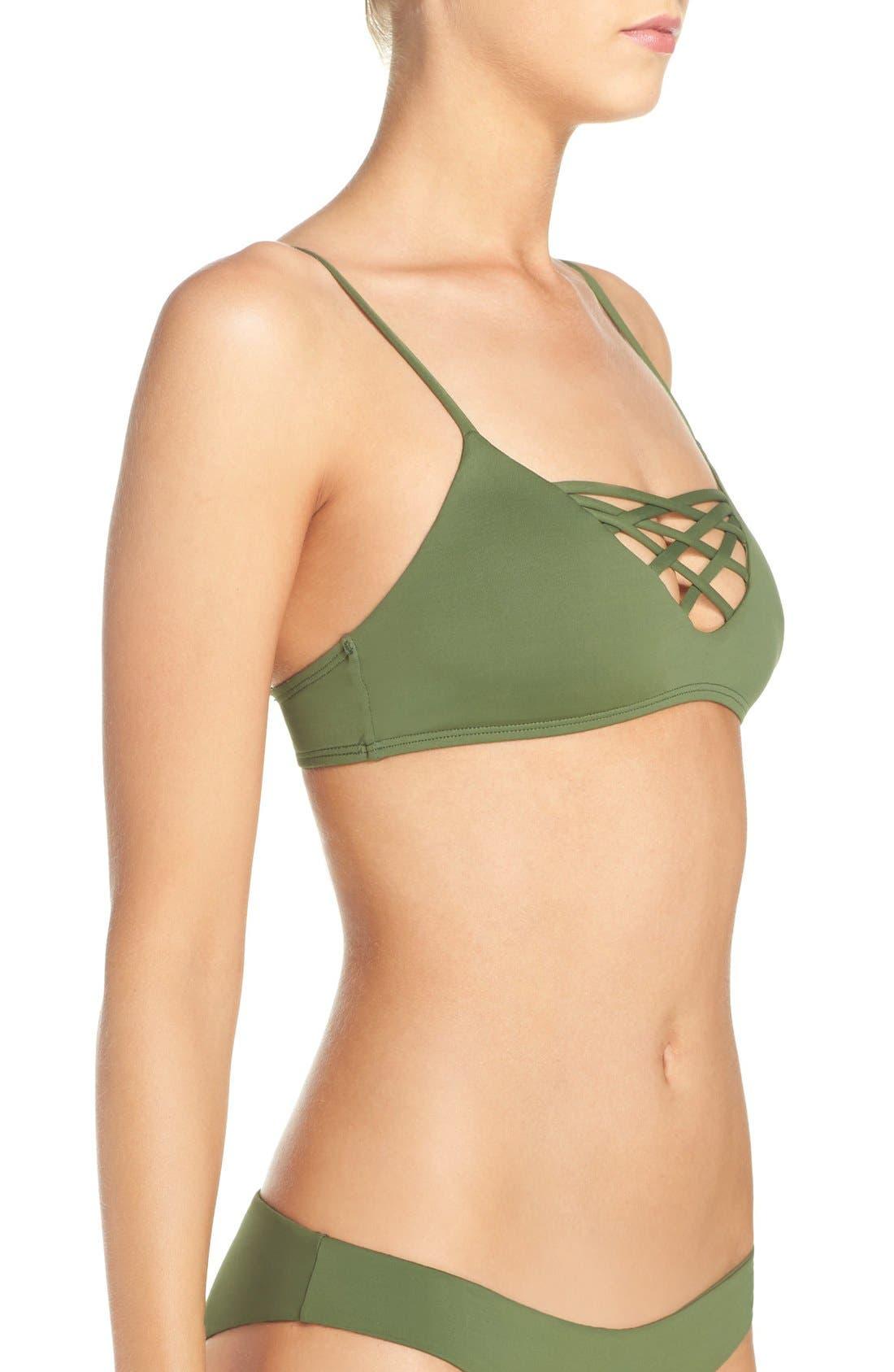 Jaime Bikini Top,                             Alternate thumbnail 37, color,