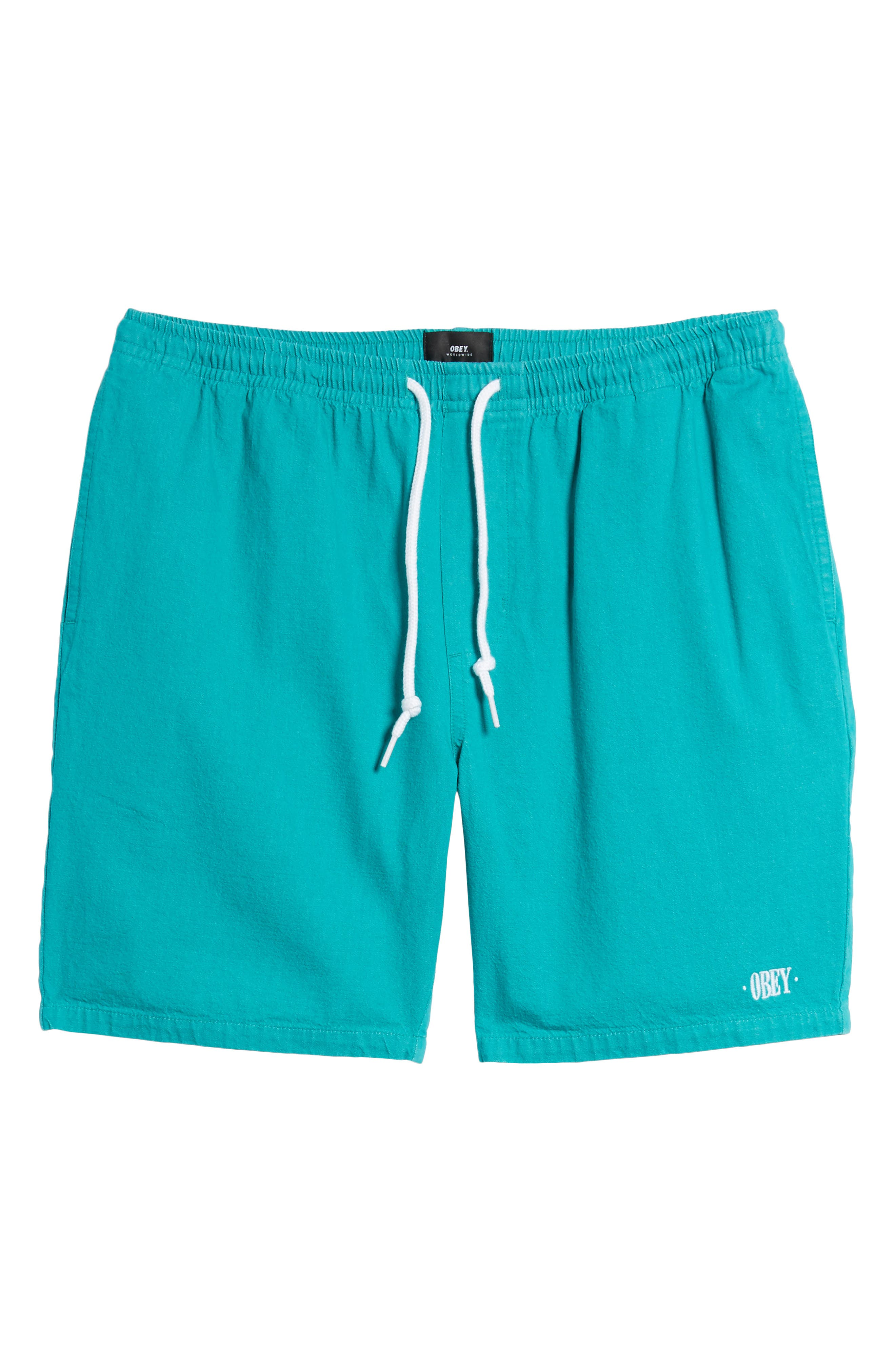 Keble Drawstring Shorts,                             Alternate thumbnail 6, color,                             445
