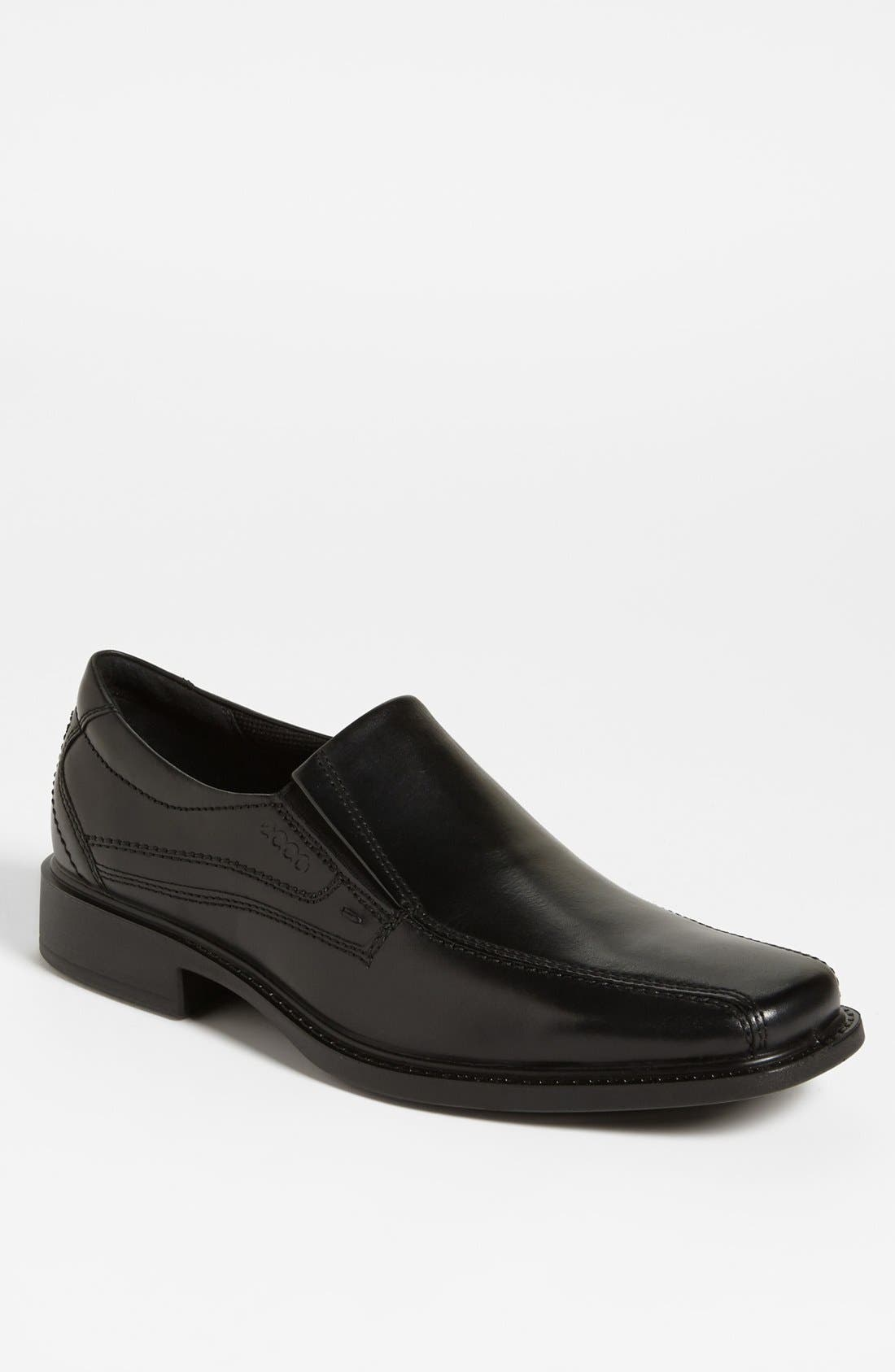 'New Jersey' Slip-On,                         Main,                         color, BLACK