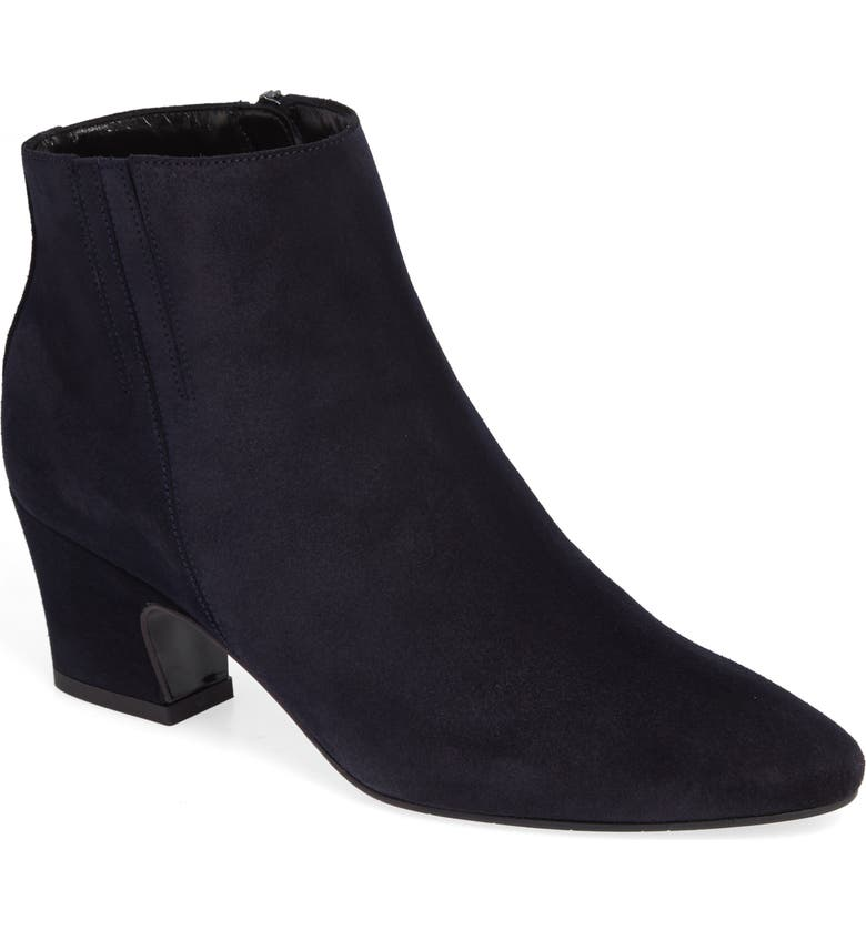 Orlina Weatherproof Bootie,                         Main,                         color, NAVY