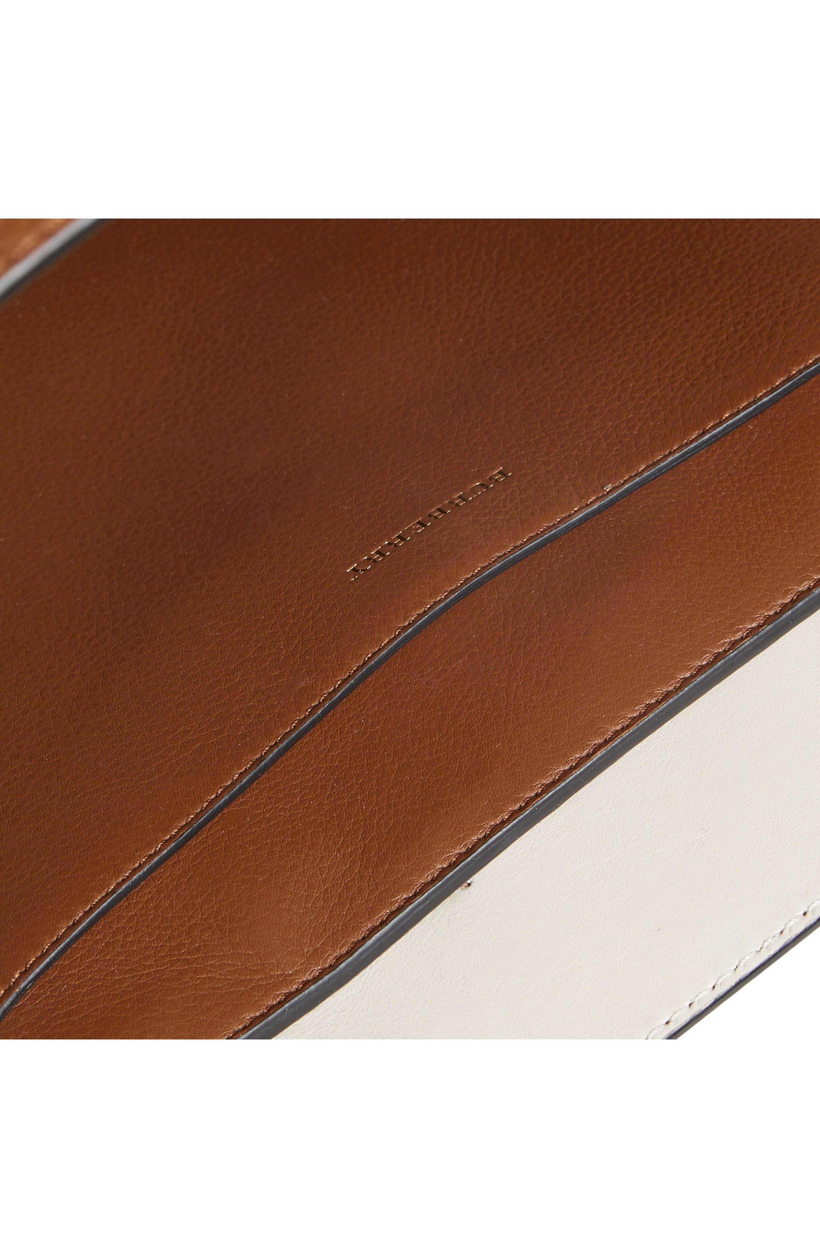 Medium Belt Bag Leather Tote,                             Alternate thumbnail 4, color,                             216