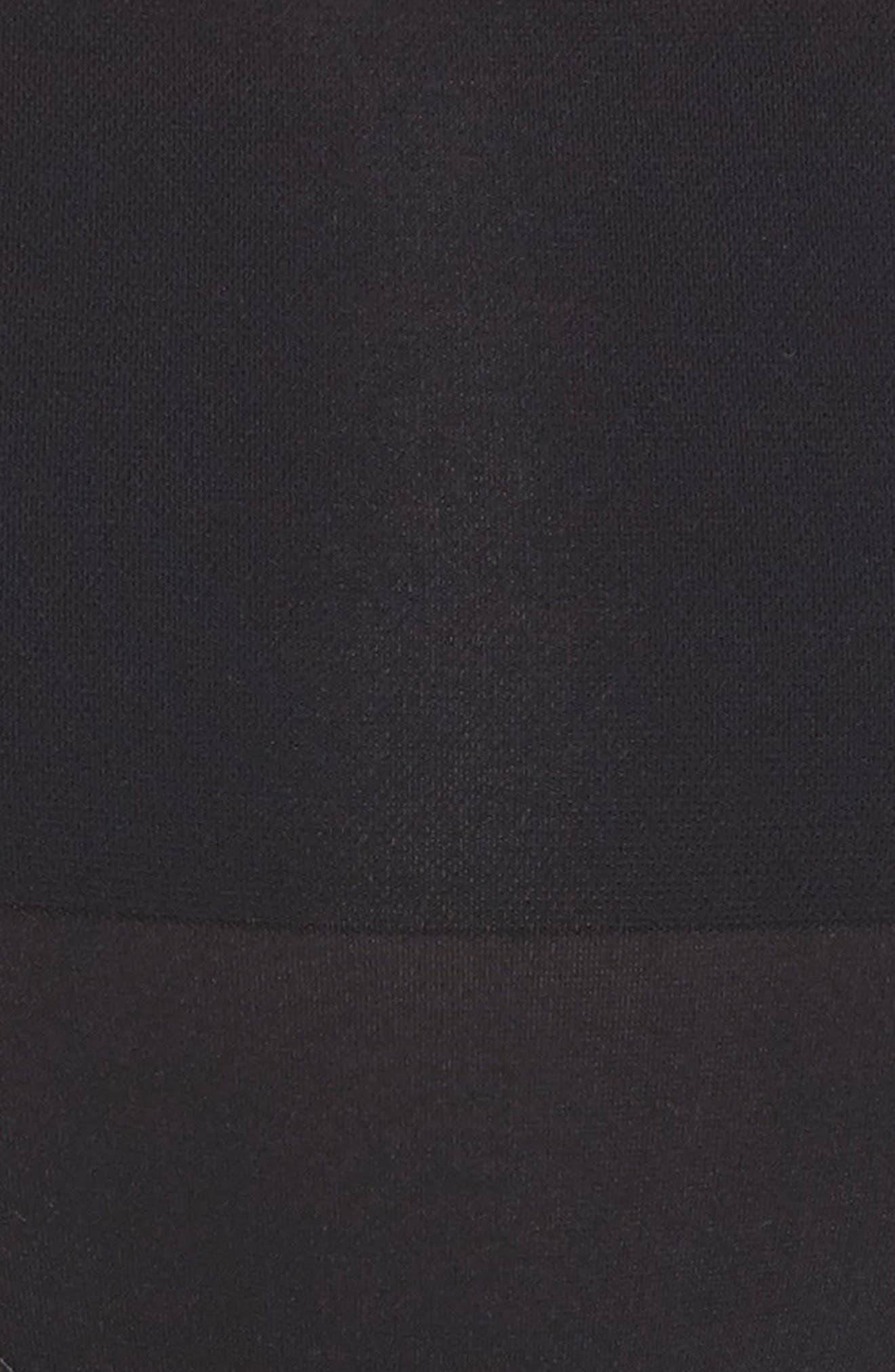 Ultralight Seamless Shaping Briefs,                             Alternate thumbnail 4, color,                             BLACK