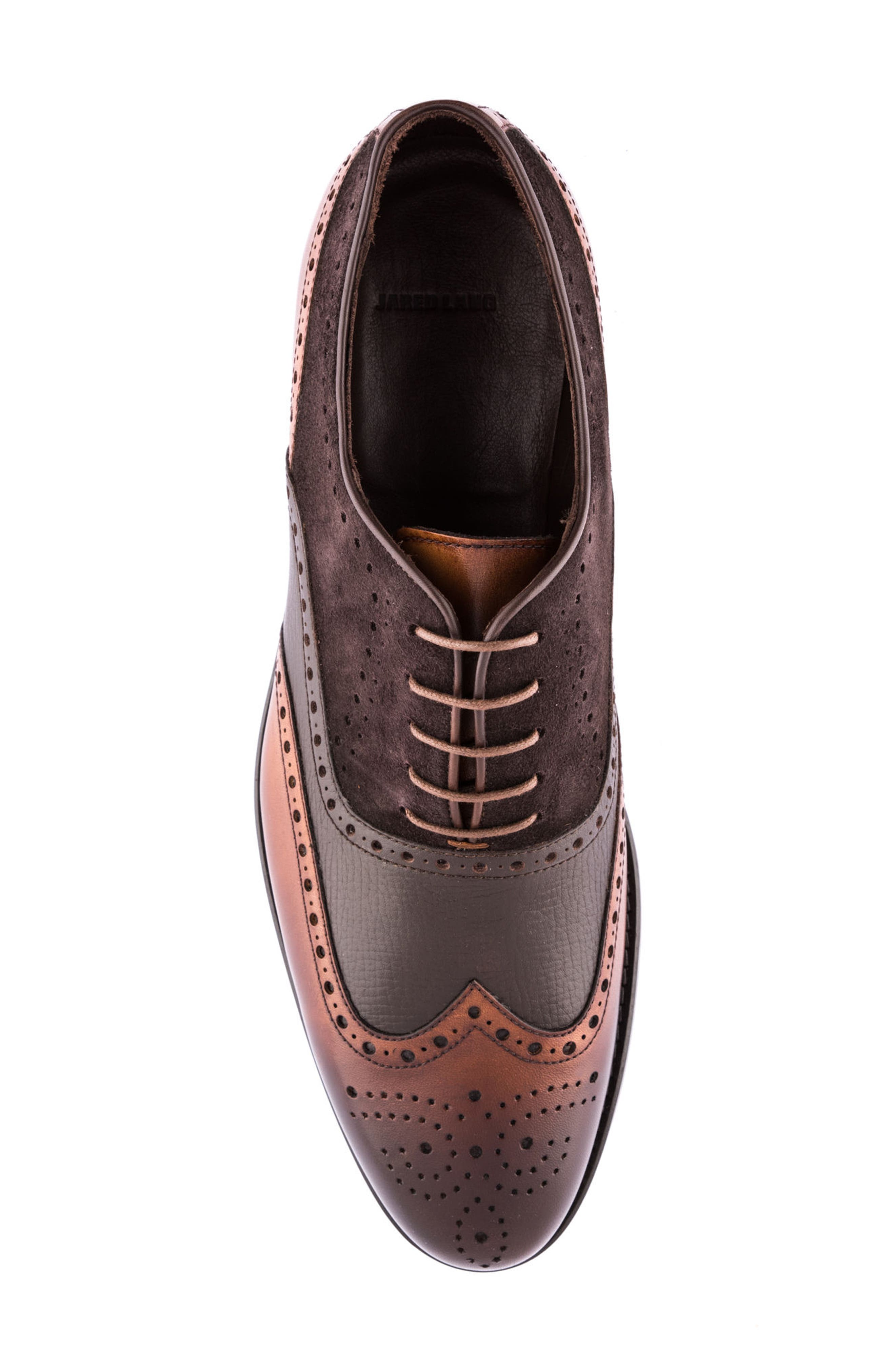 Sammy Wingtip,                             Alternate thumbnail 5, color,                             BROWN