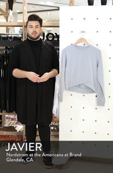Uplifted Sweatshirt, sales video thumbnail