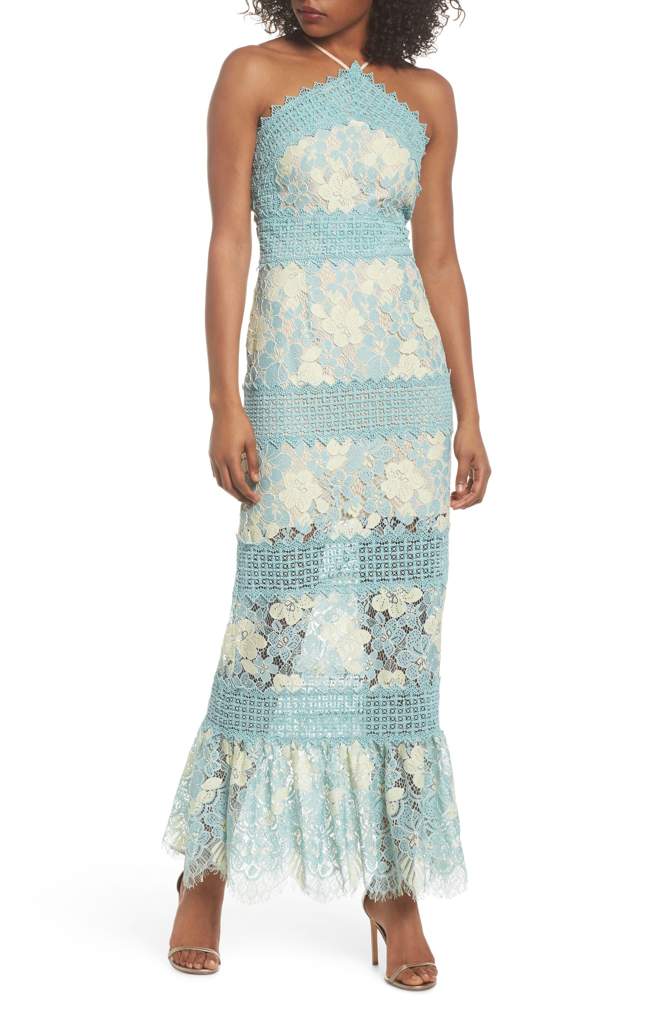 Tabitha Lace Maxi Dress,                             Main thumbnail 2, color,