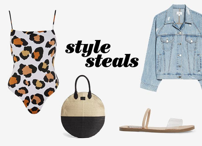 Style steals.