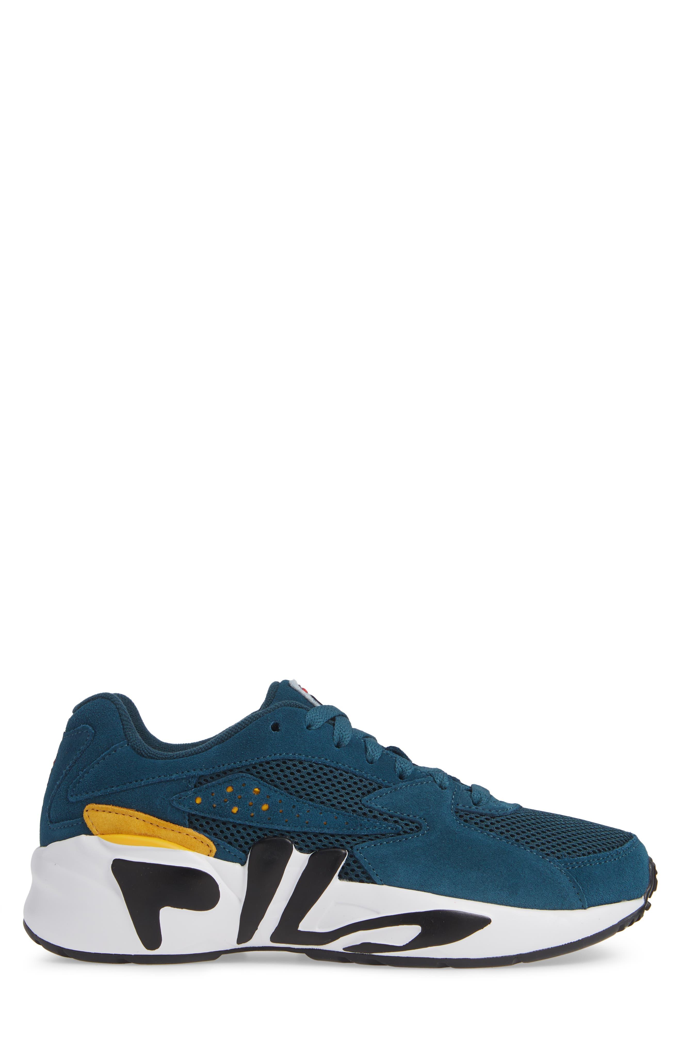 Mindblower Sneaker,                             Alternate thumbnail 3, color,                             WHITE/ BLACK