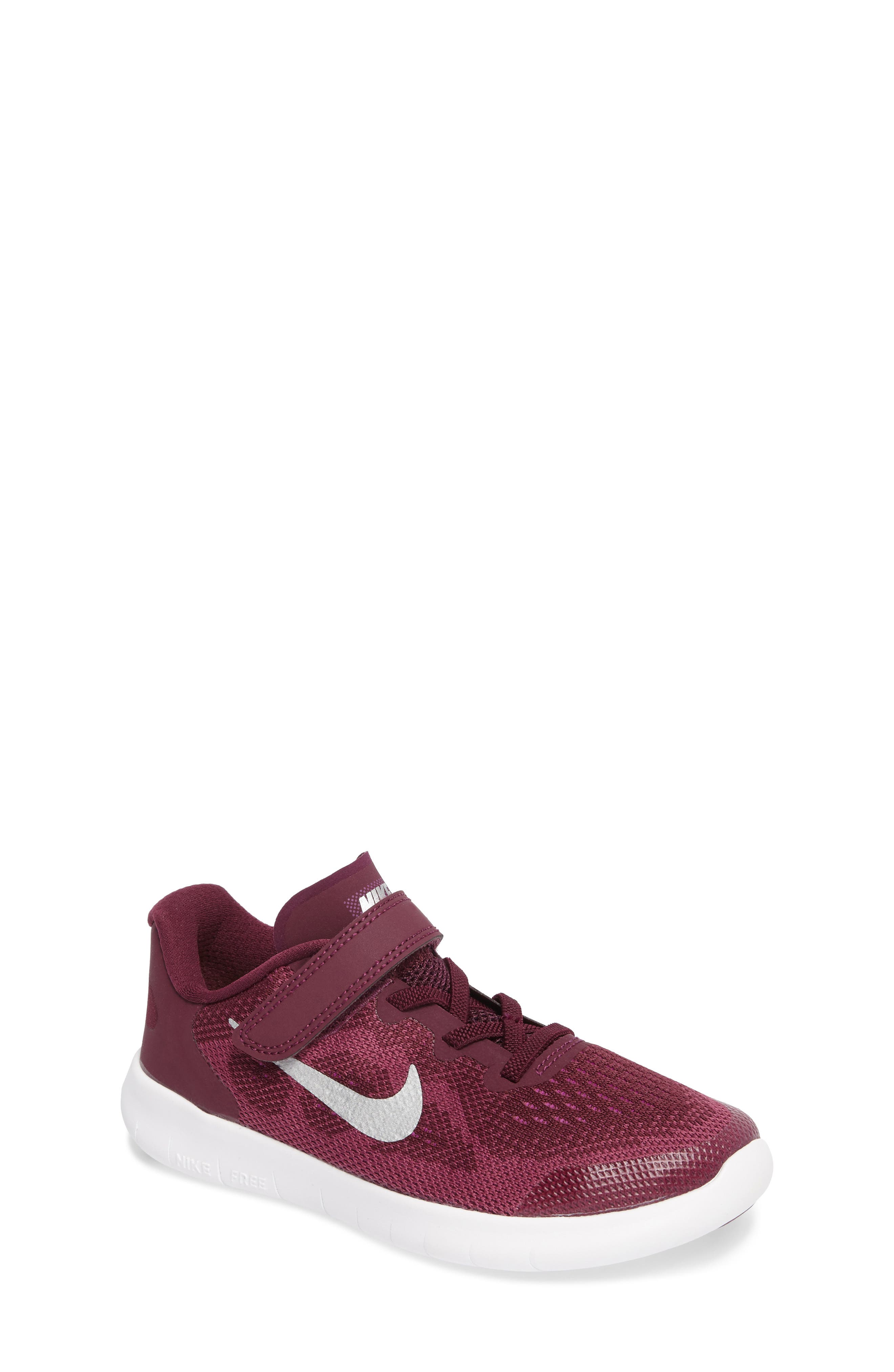 Free Run 2017 Sneaker,                             Main thumbnail 5, color,