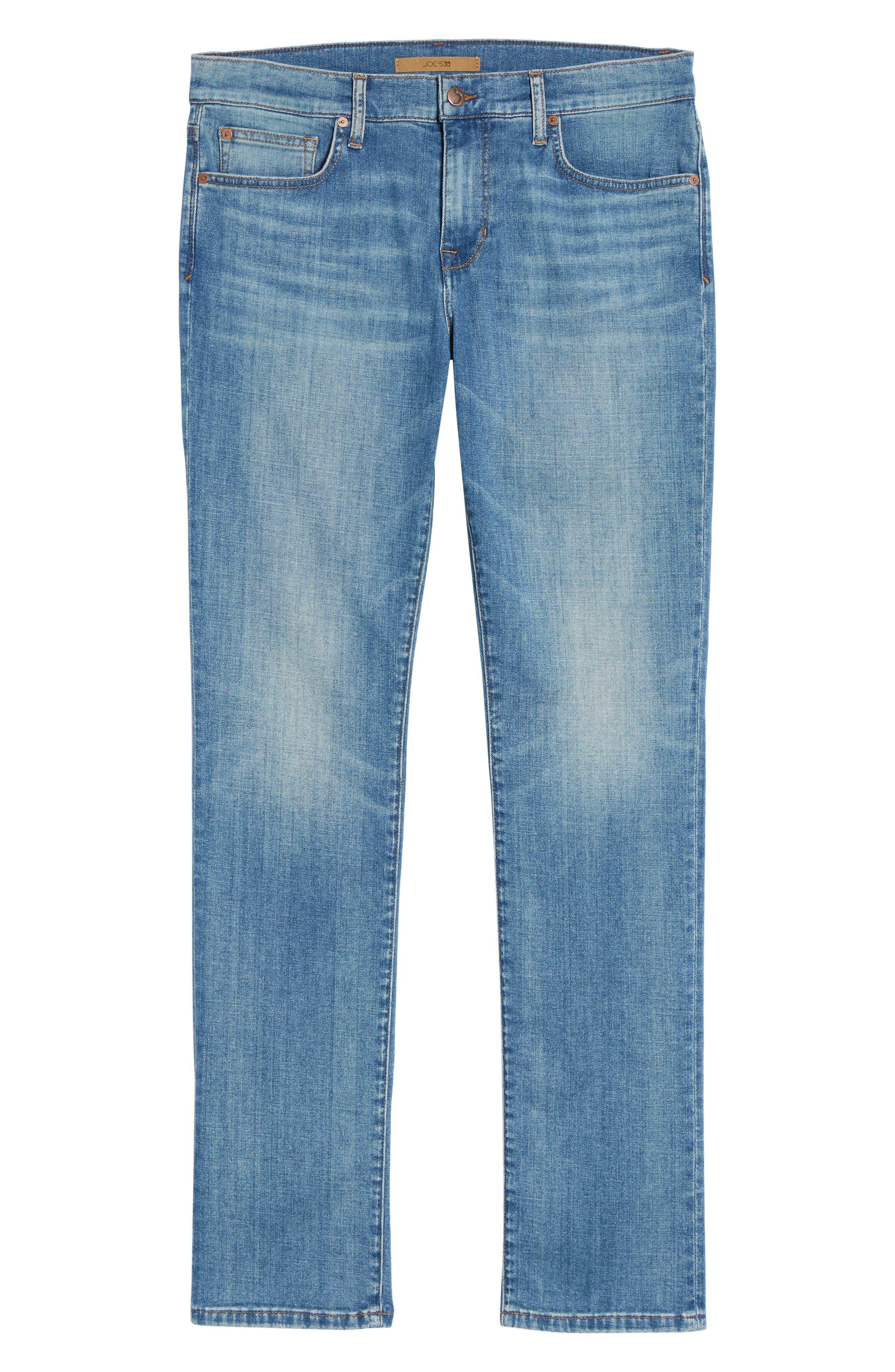 Slim Fit Jeans,                             Alternate thumbnail 6, color,                             DESTIN
