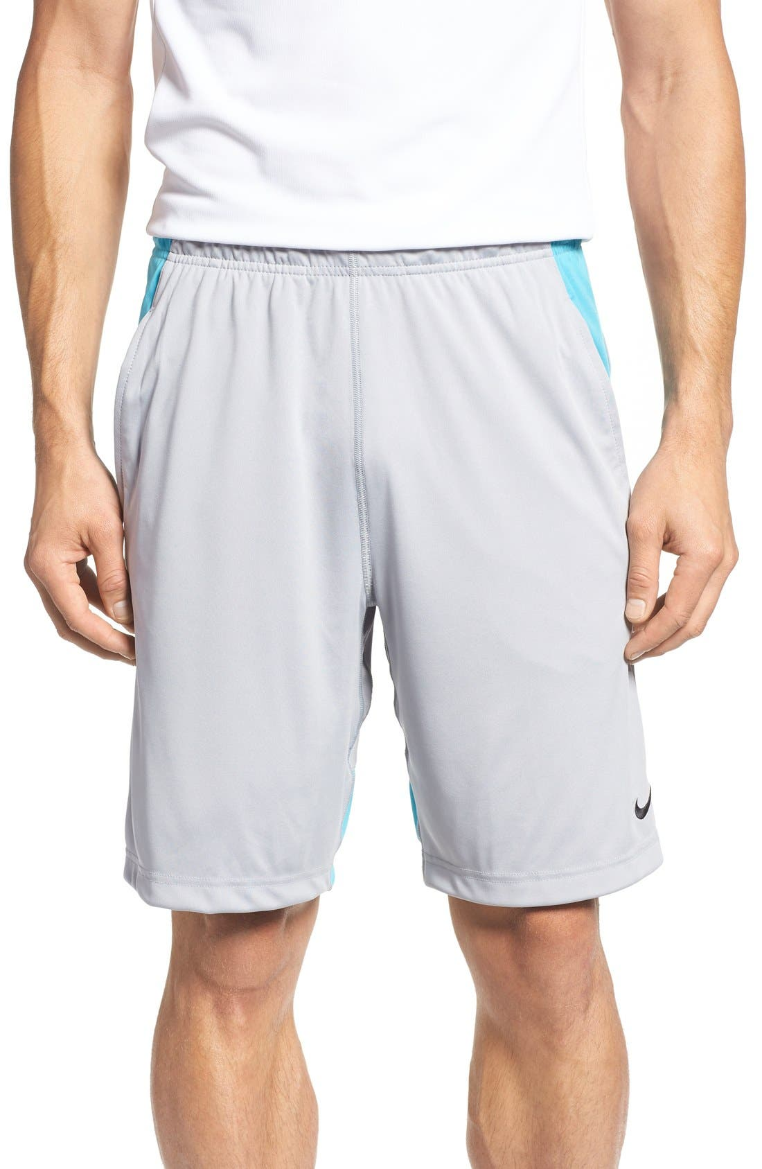 'Fly' Dri-FIT Training Shorts,                             Main thumbnail 13, color,