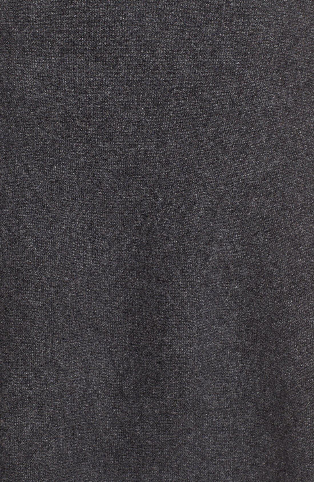 Collection Fringe Cashmere Wrap,                             Alternate thumbnail 6, color,